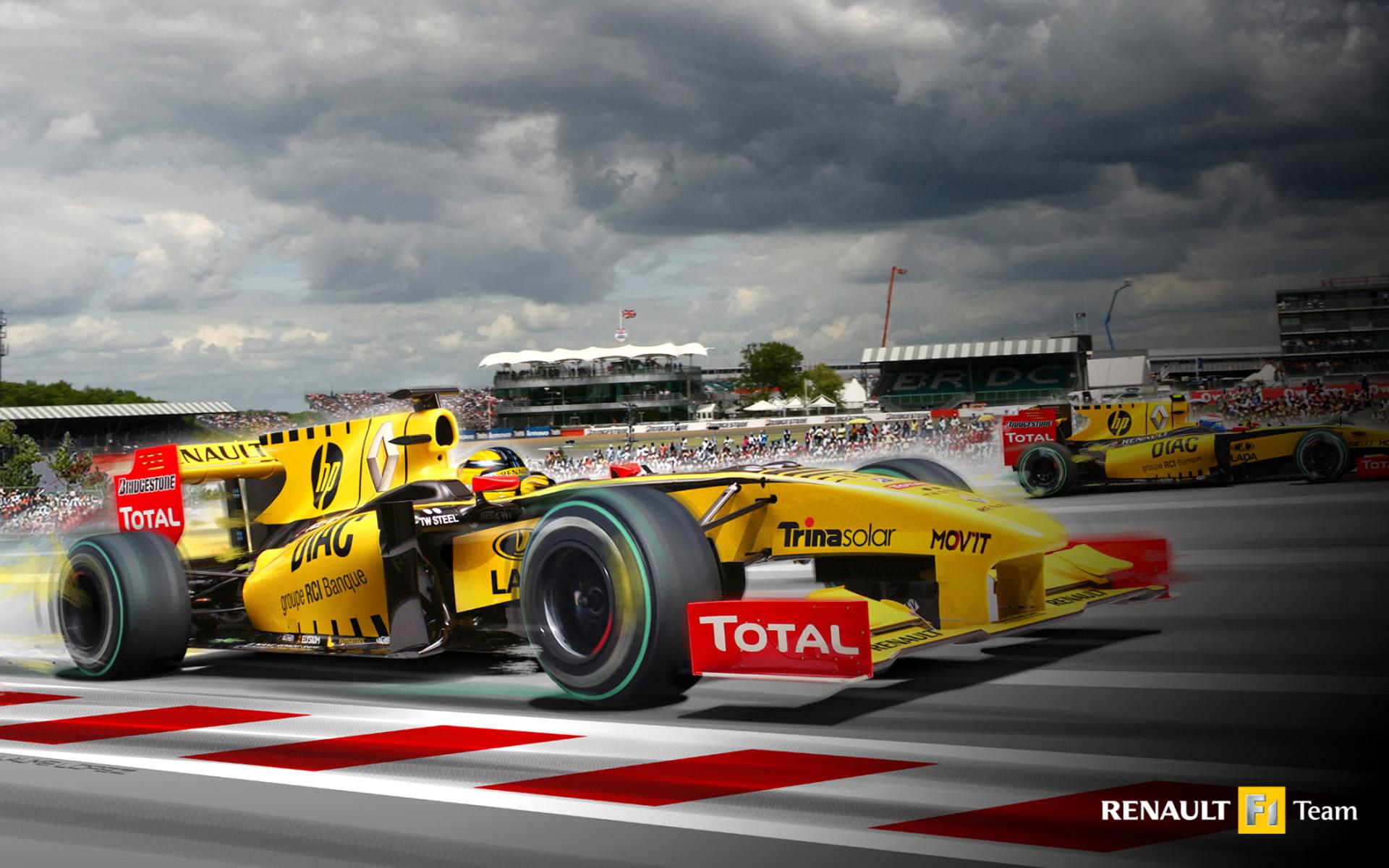 Car Formula 1 Renault 1920x1200