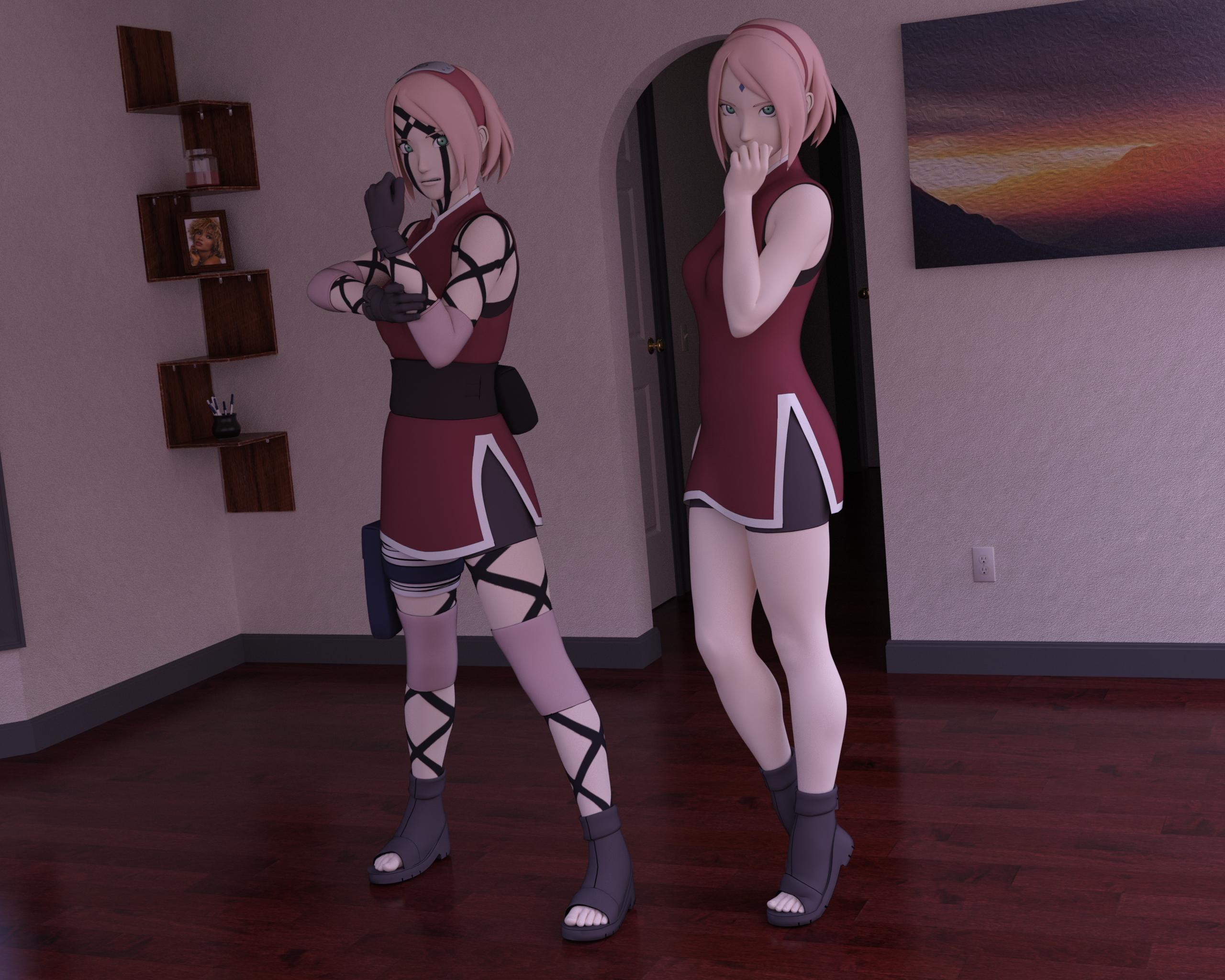 Sakura Haruno 2560x2048
