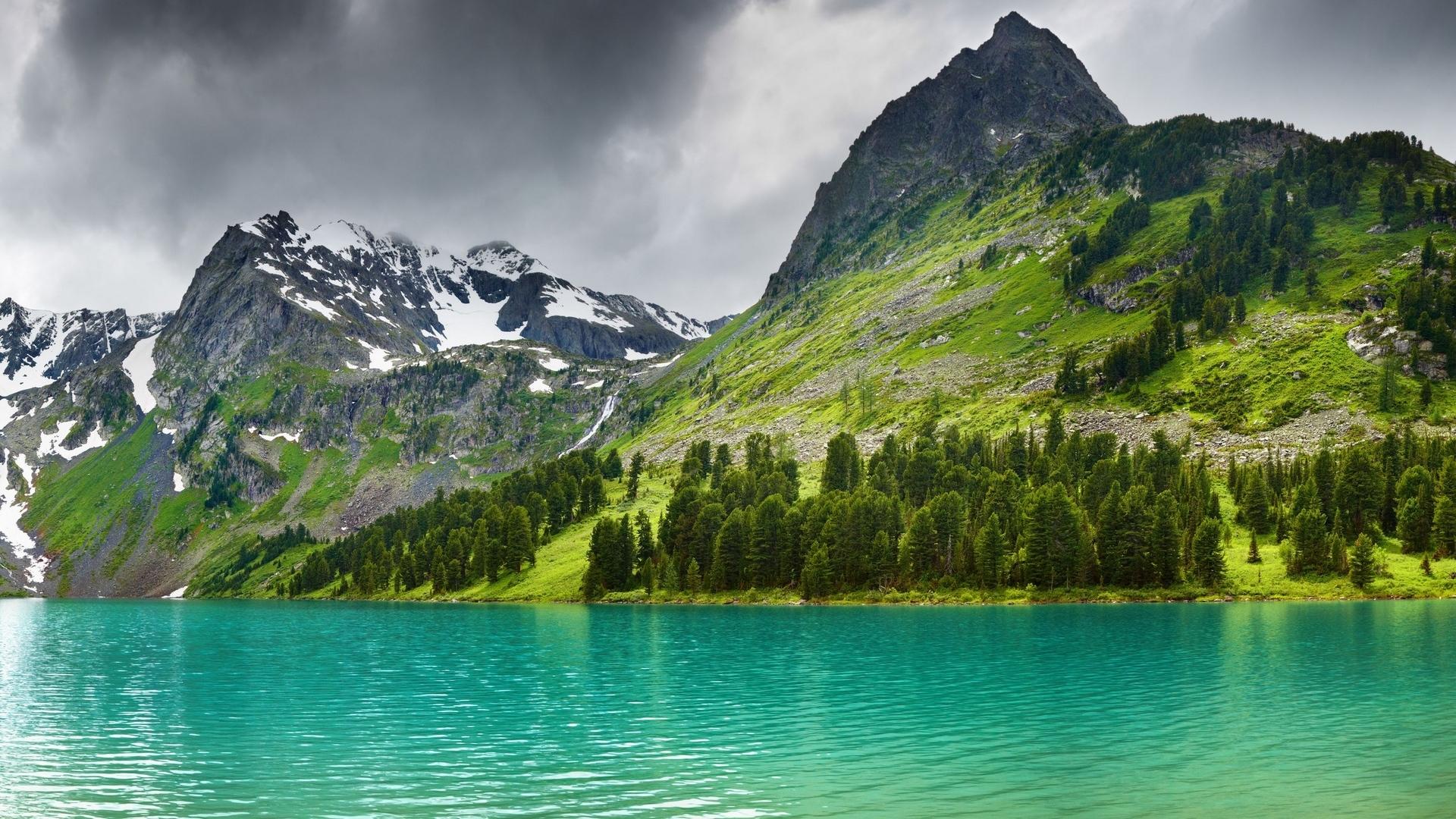 Landscape Lake 1920x1080