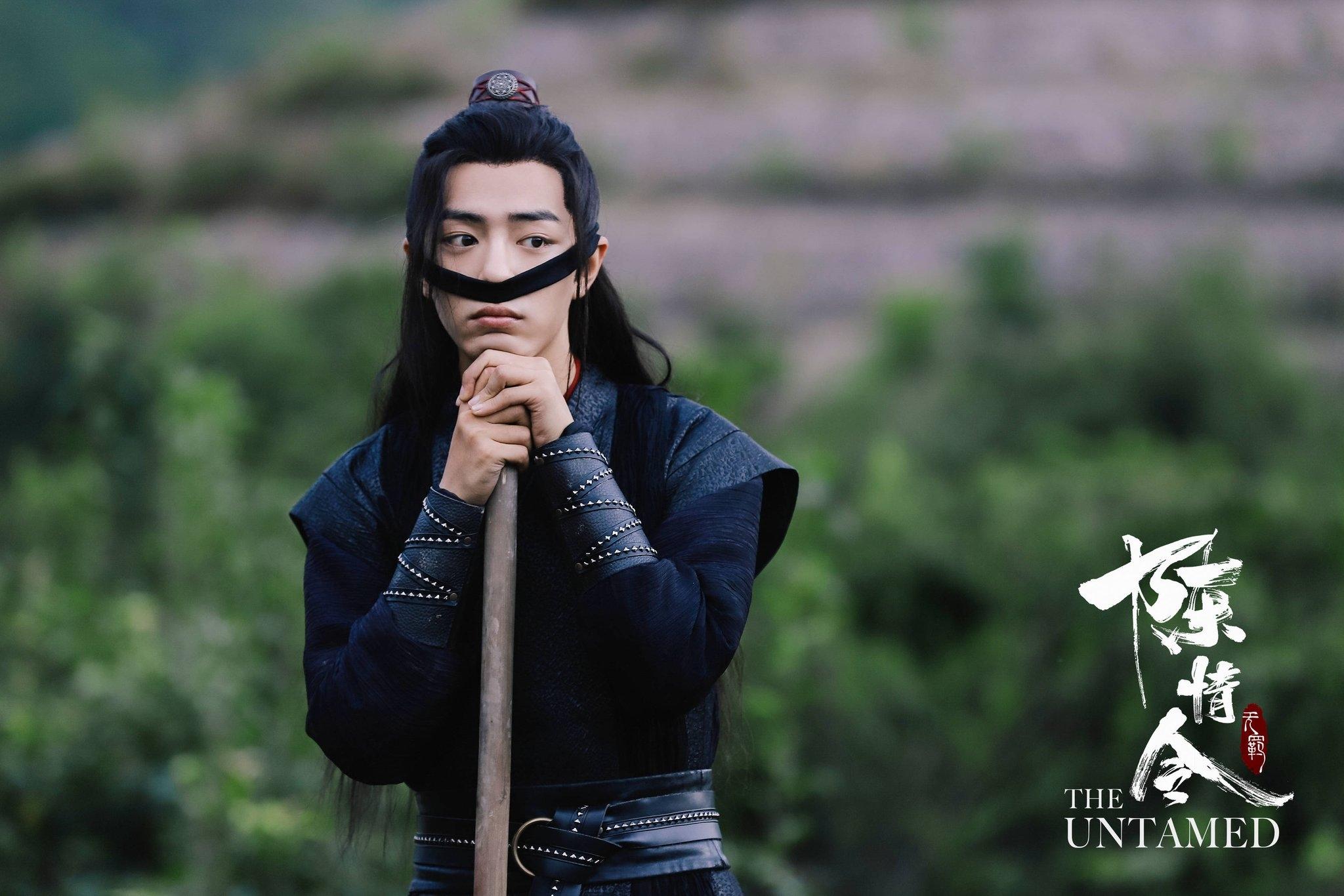 Wei Wuxian Wei Ying Xiao Zhan 2048x1366