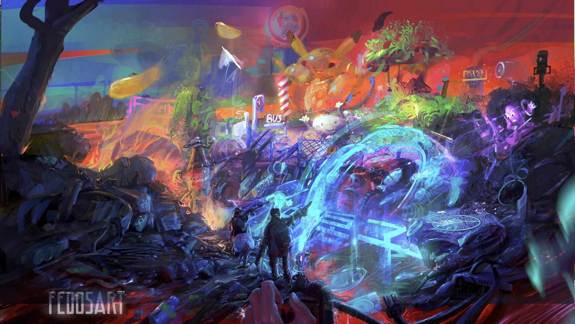 Sci Fi Fantasy 1920x1083