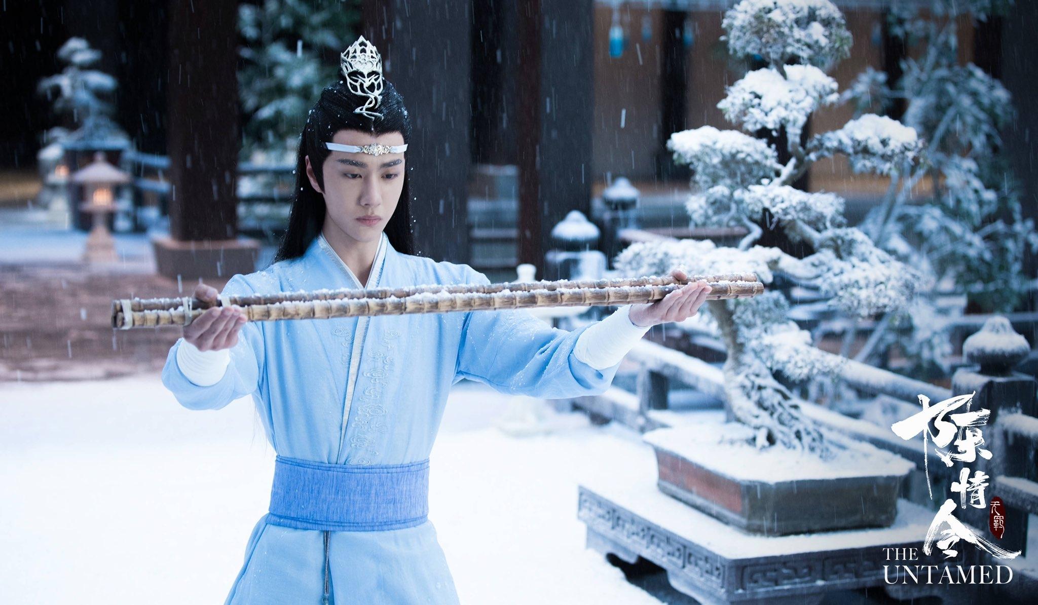 Lan Wangji Lan Zhan Wang Yibo 2048x1194