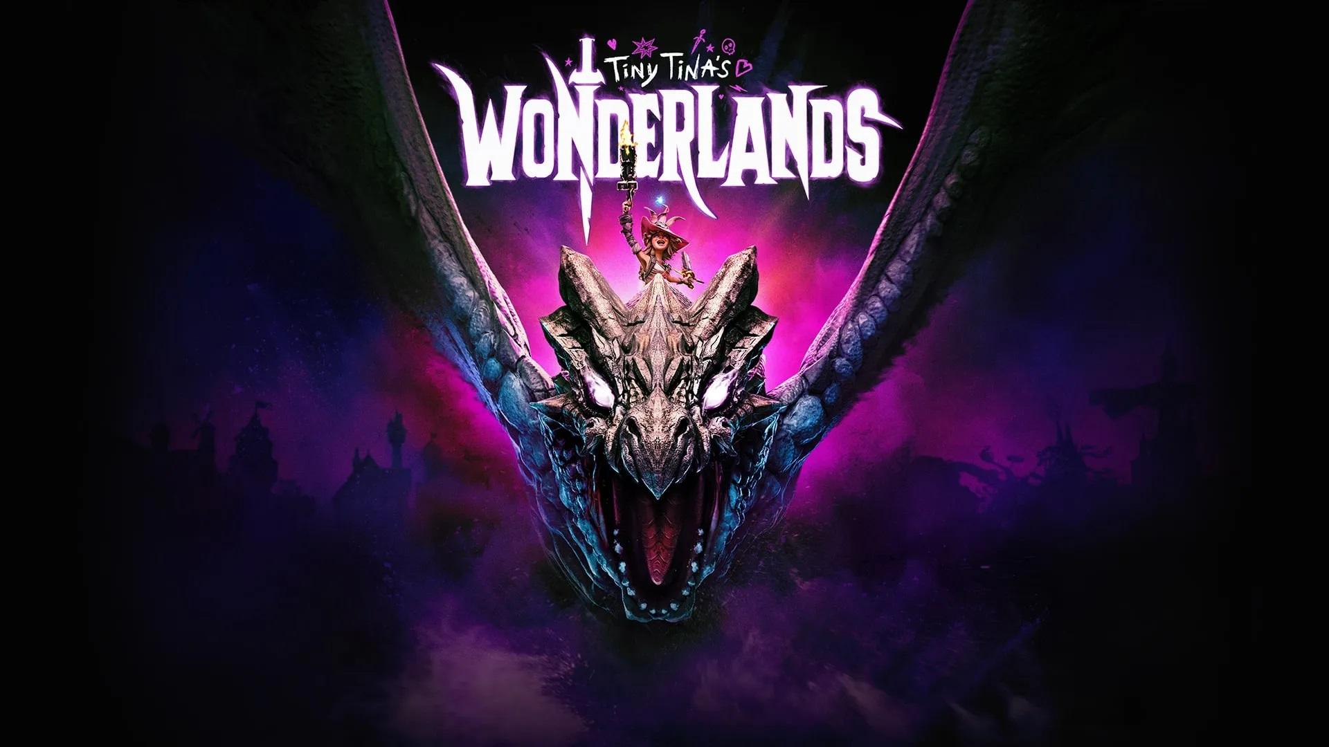 Tiny Tina Borderlands Wonderlands Tiny Tinas Wonderlands Gearbox Software 2K Games 1920x1080