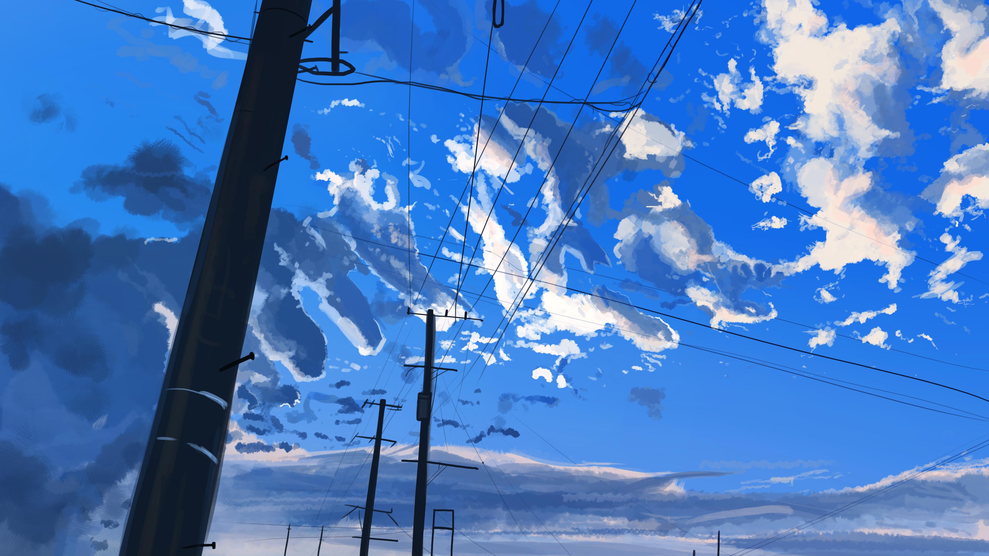 Sky Cloud 3840x2160