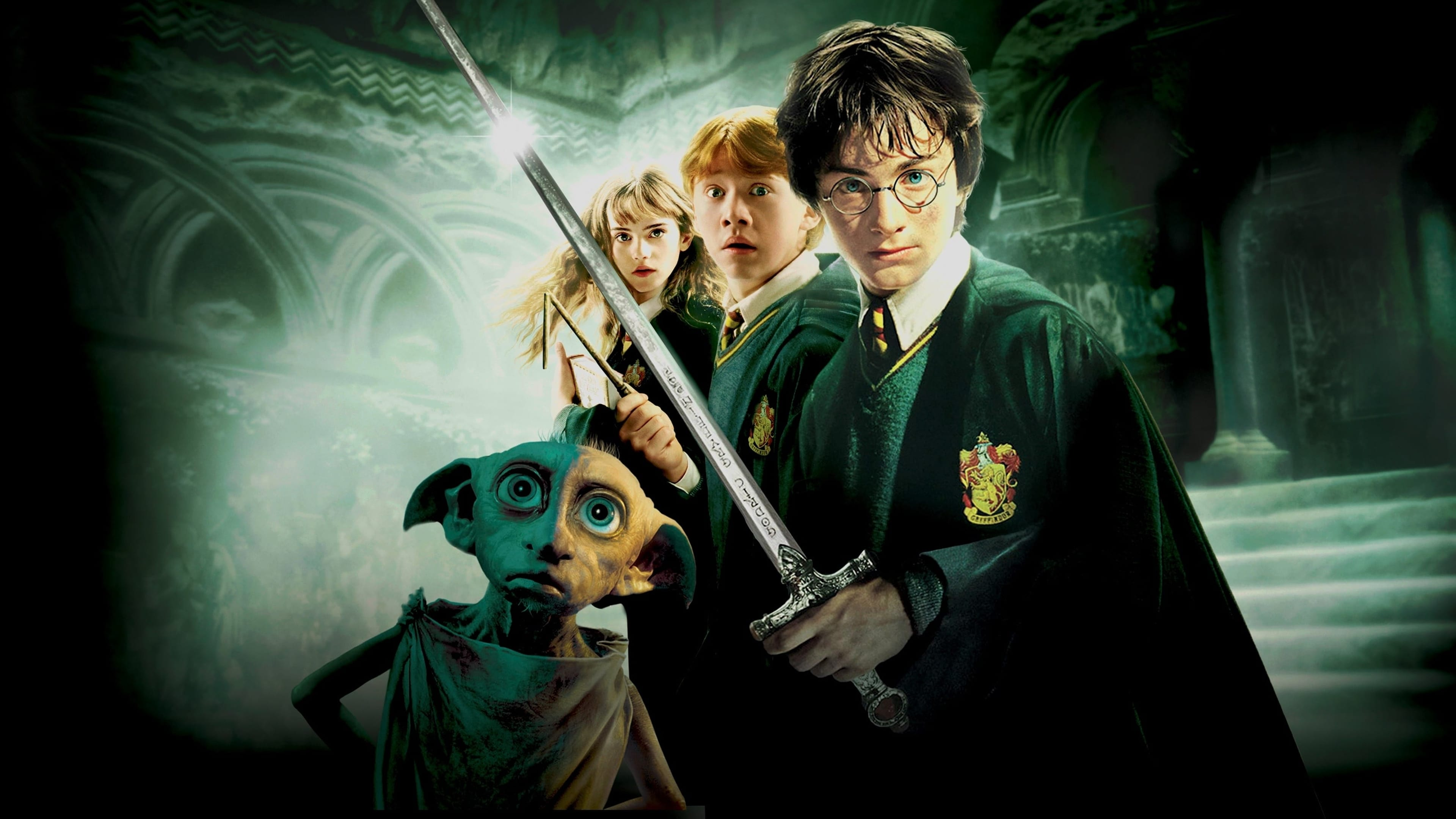 Movie Harry Potter And The Chamber Of Secrets 3840x2160