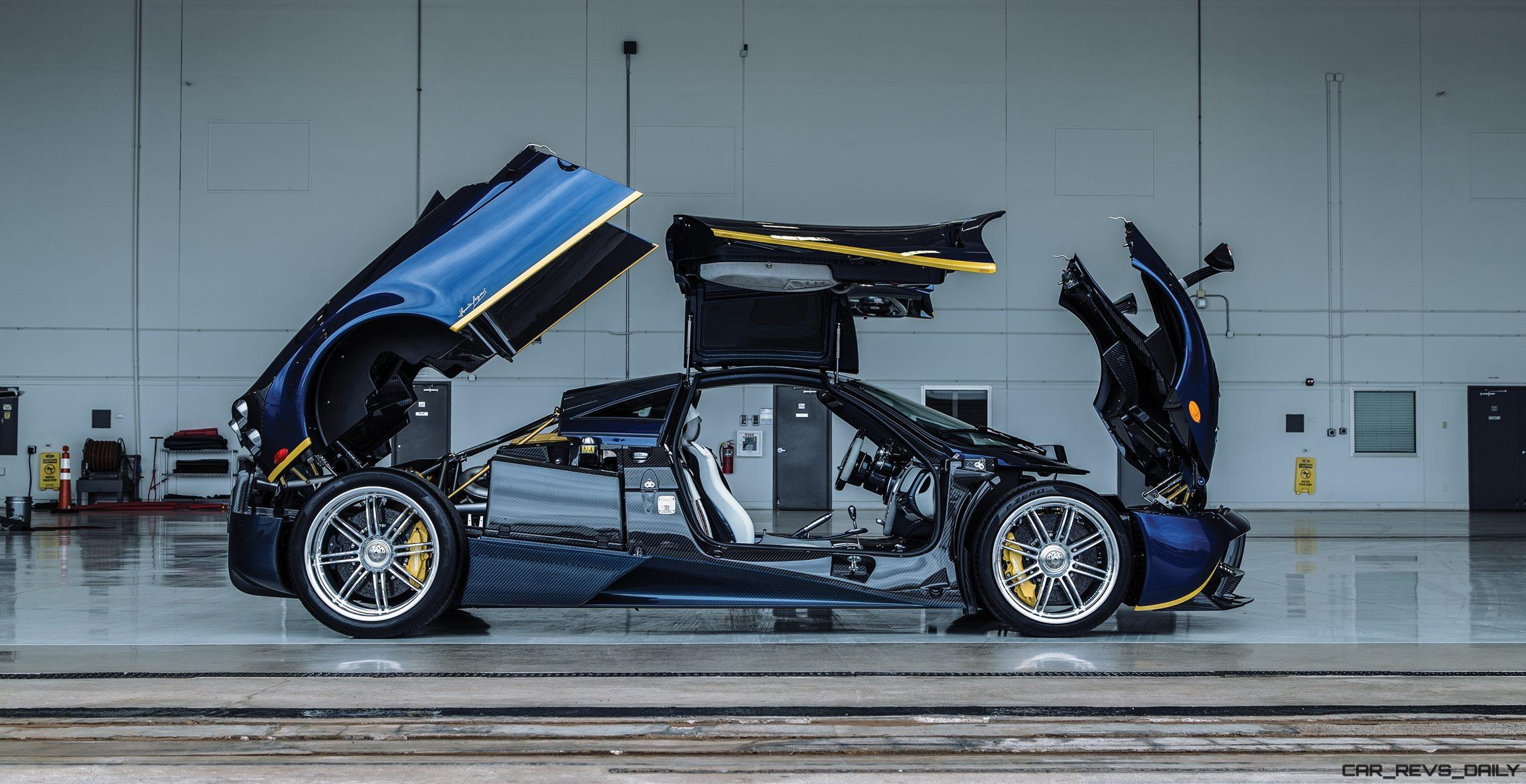 Pagani Supercar Car 2300x1182