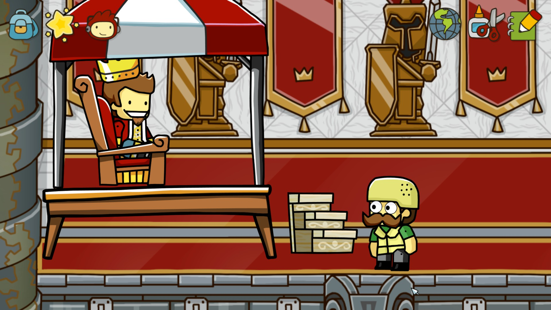 Video Game Scribblenauts Unlimited 1920x1080