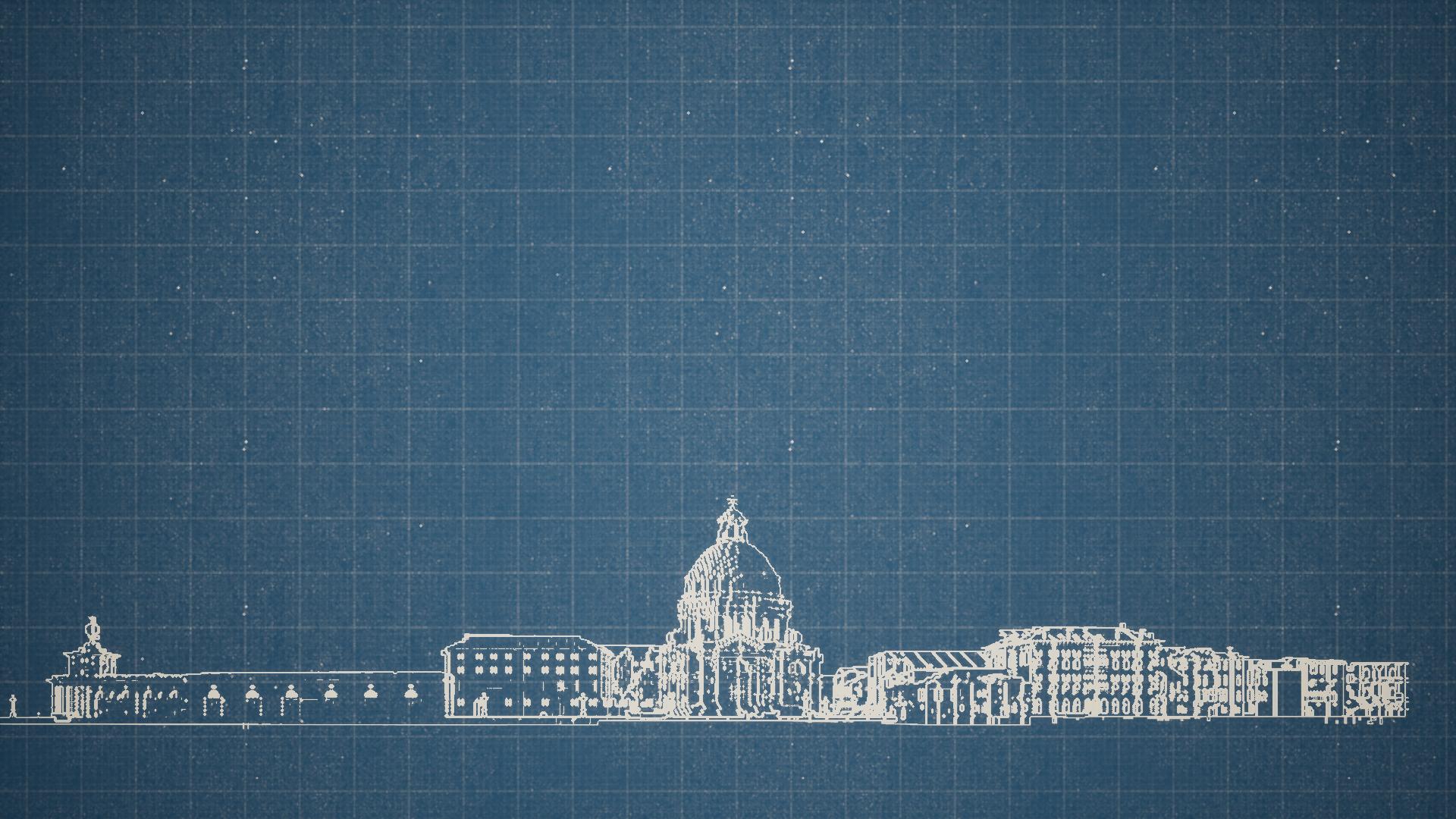 Venice Sketch Italy 1920x1080