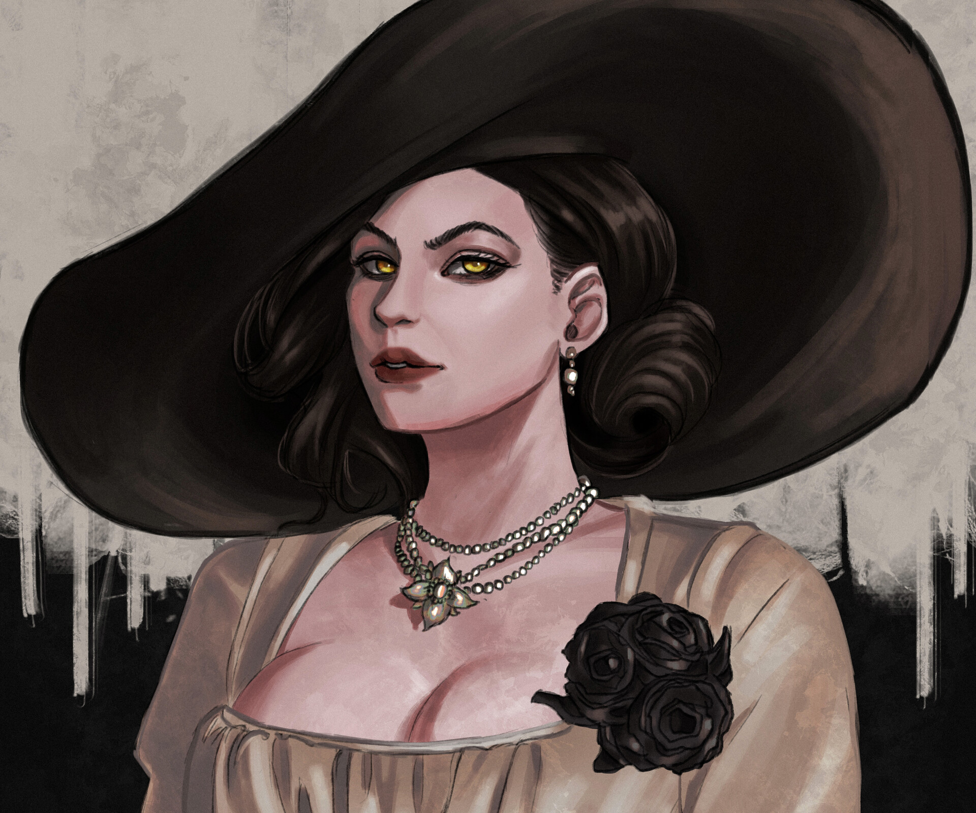 Resident Evil Alcina Dimitrescu 1920x1600