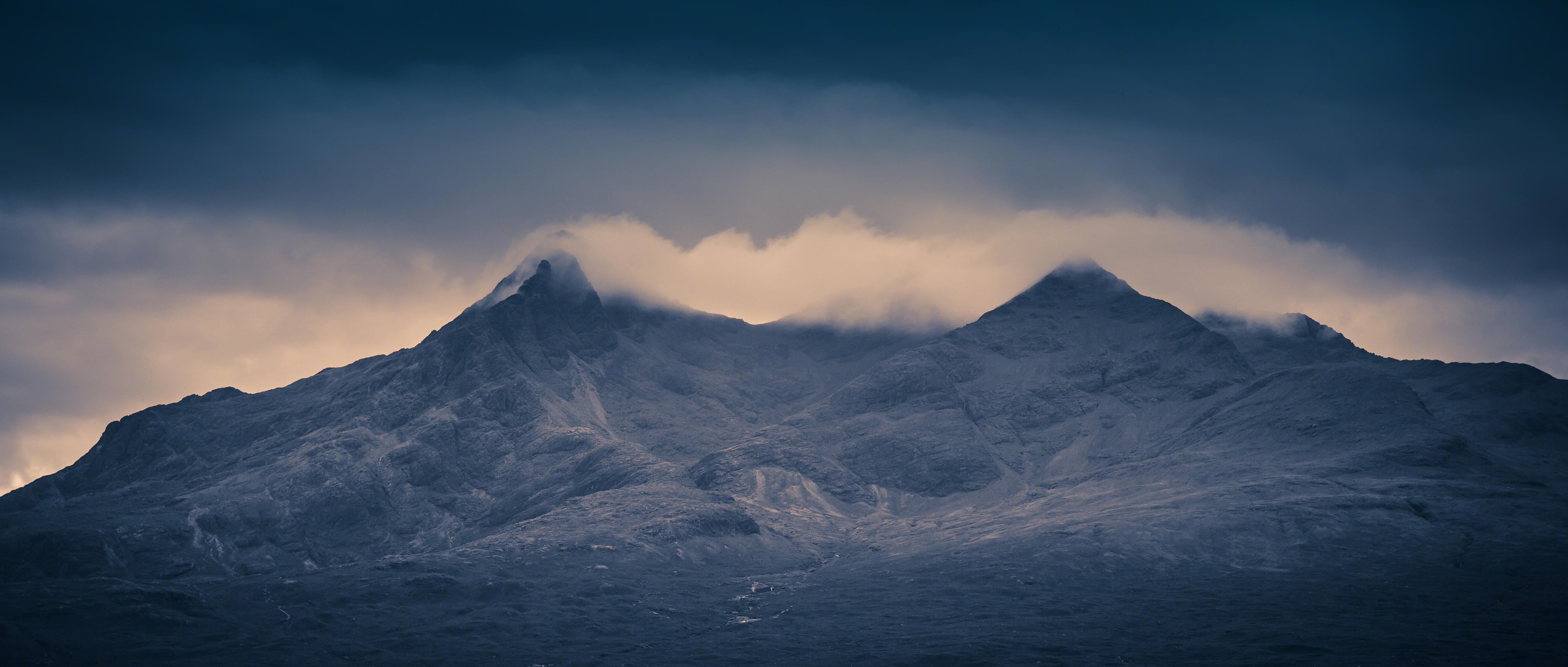 Cloud Landscape Scotland 5616x2390