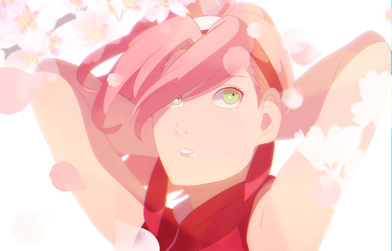 Sakura Haruno 3000x1920