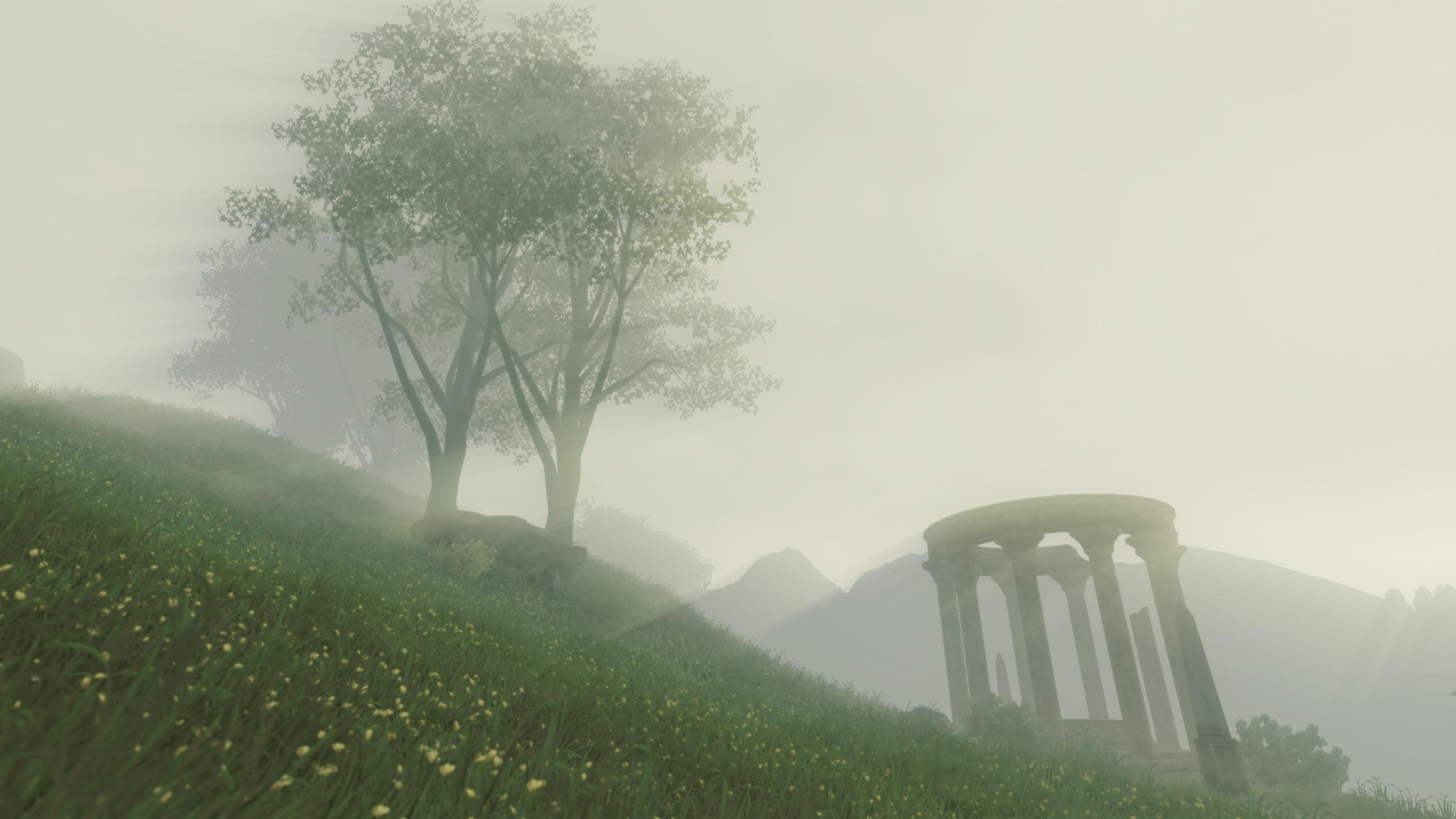 Video Game The Elder Scrolls IV Oblivion 2560x1440