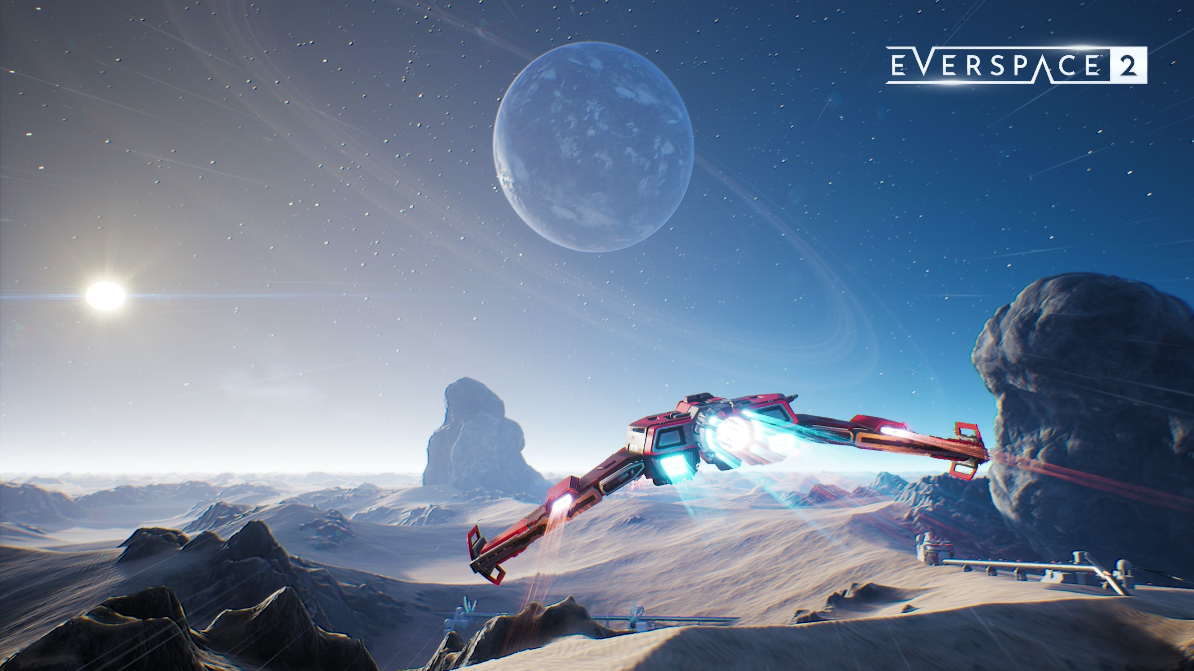 Video Game Everspace 2 3840x2160