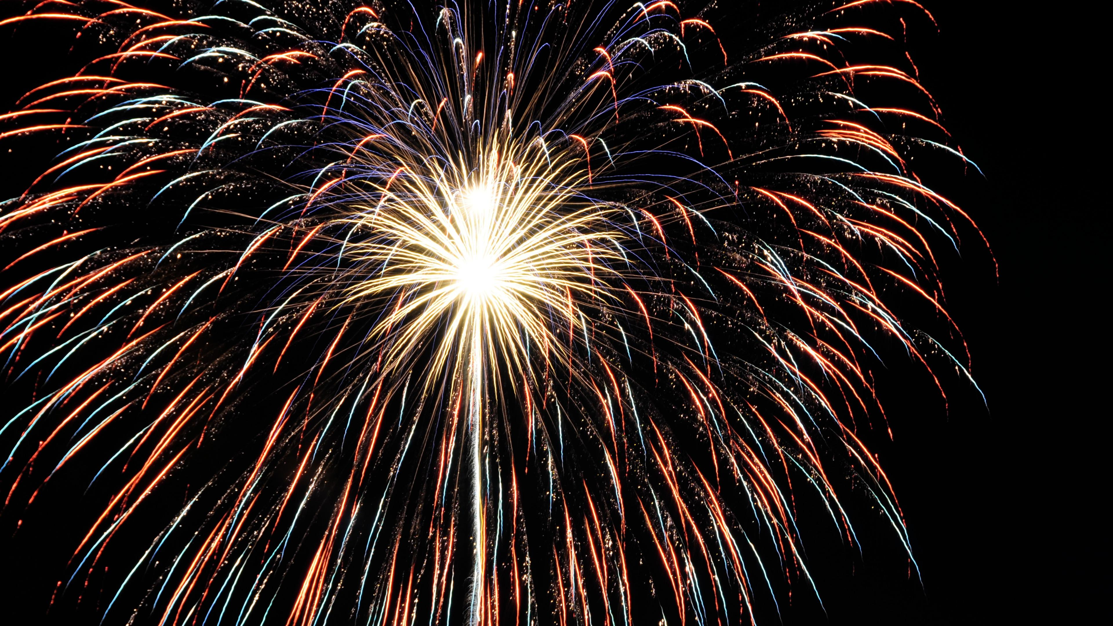 Photography Fireworks 3840x2160