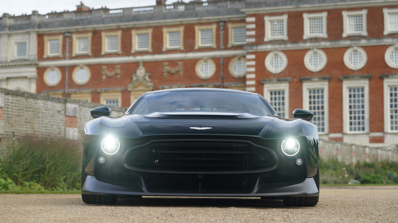 Aston Martin Aston Martin Victor Car Green Car Sport Car Supercar 6000x3375