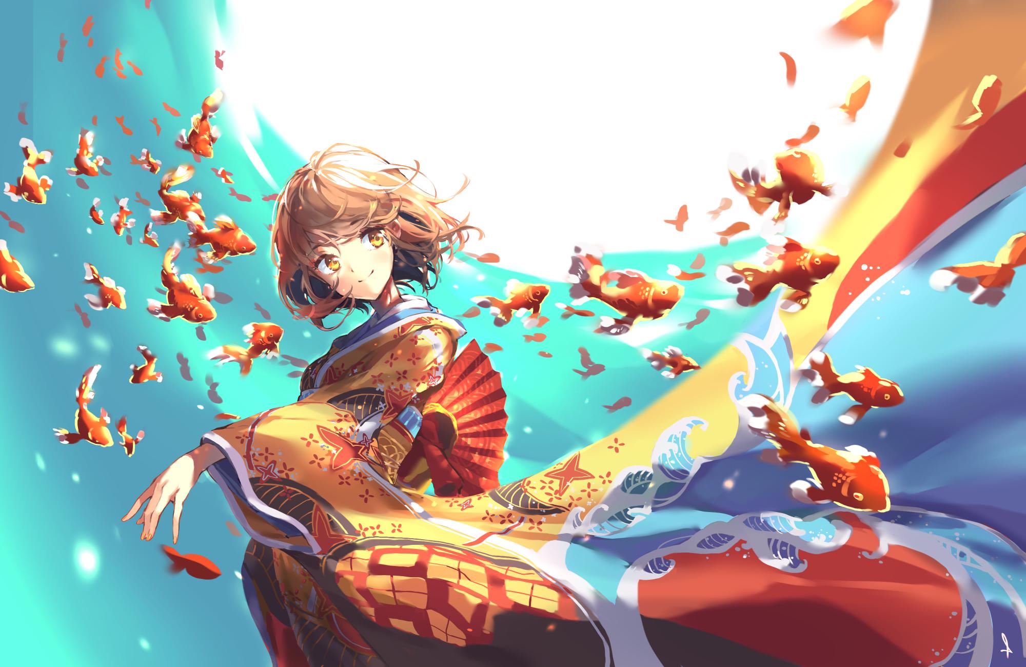 Fish Girl 2000x1300