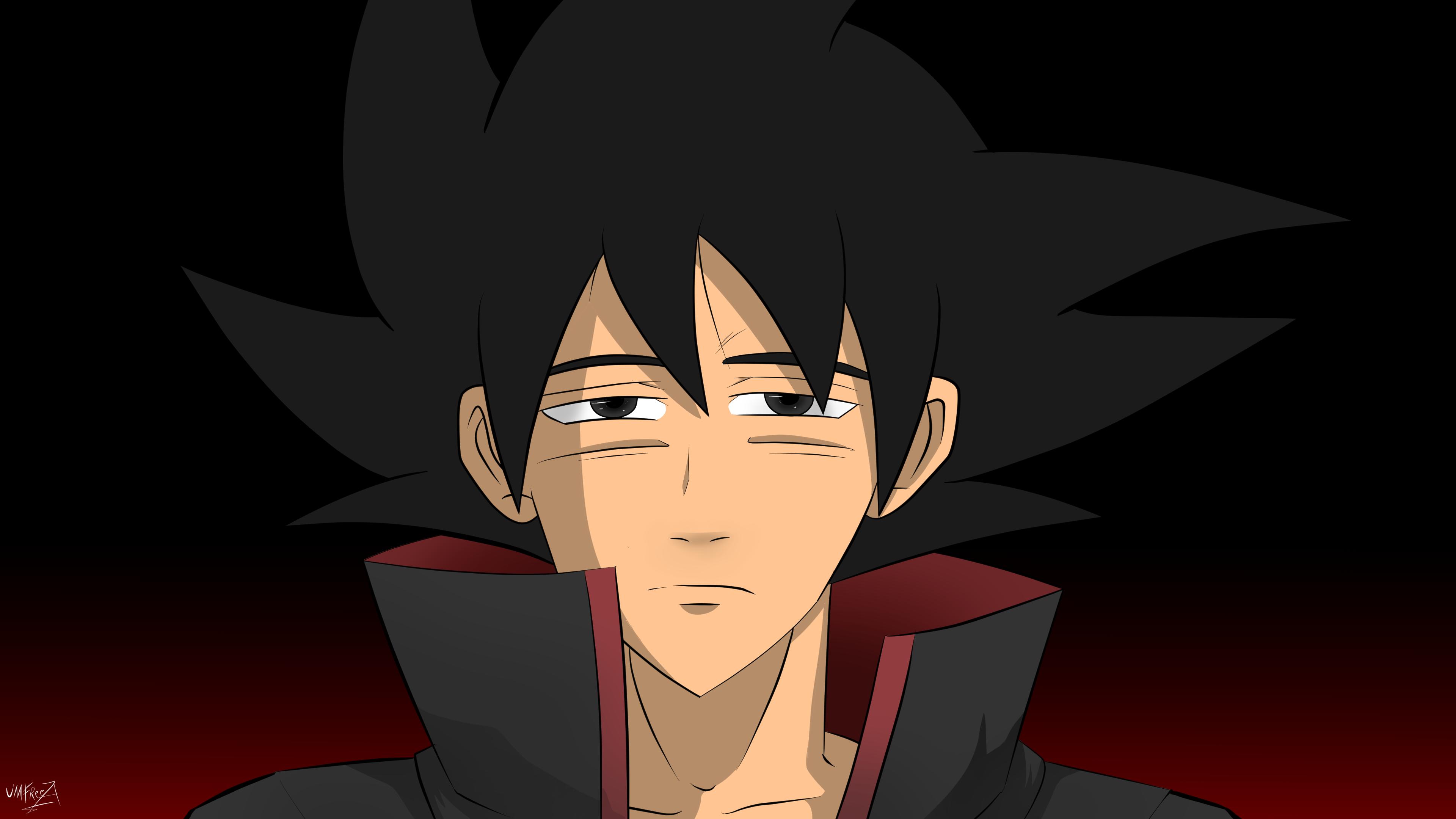 Naruto Dragon Ball 3840x2160