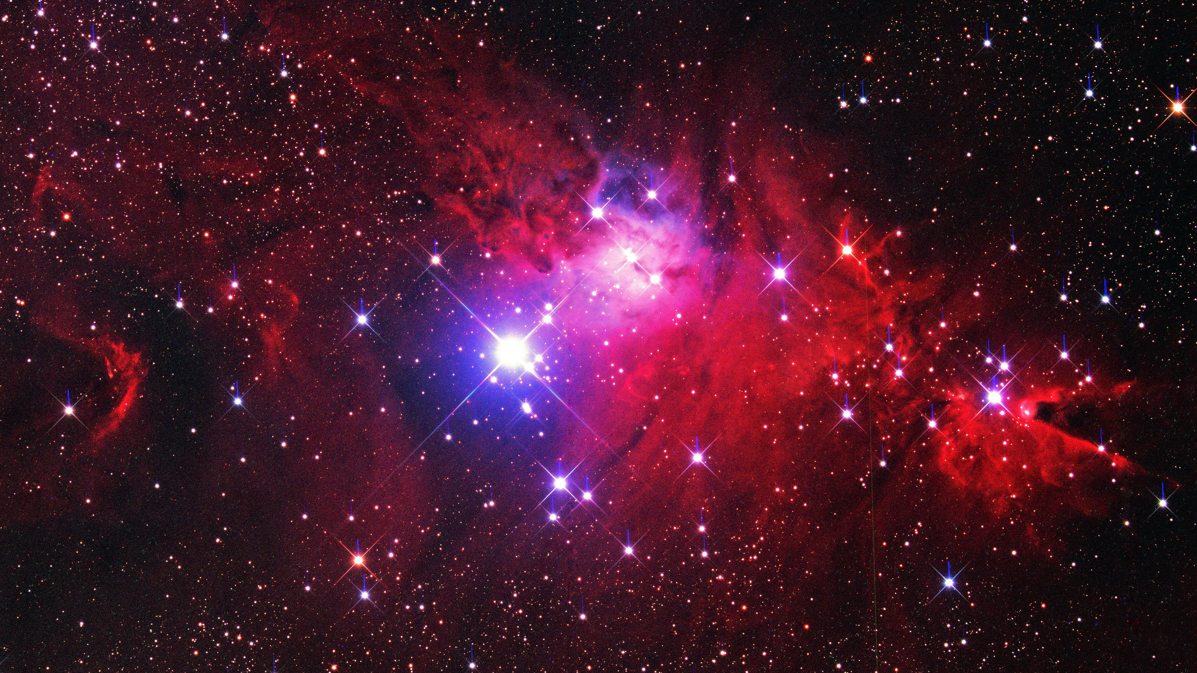 Stars Space 3840x2160