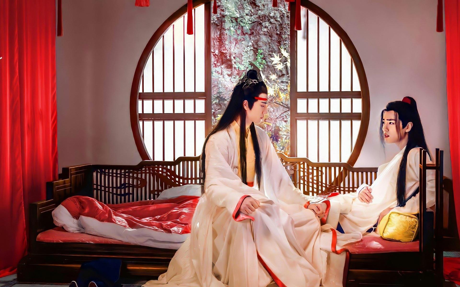 Lan Zhan Lan Wangji Wang Yibo Wei Ying Wei Wuxian Xiao Zhan 1920x1200