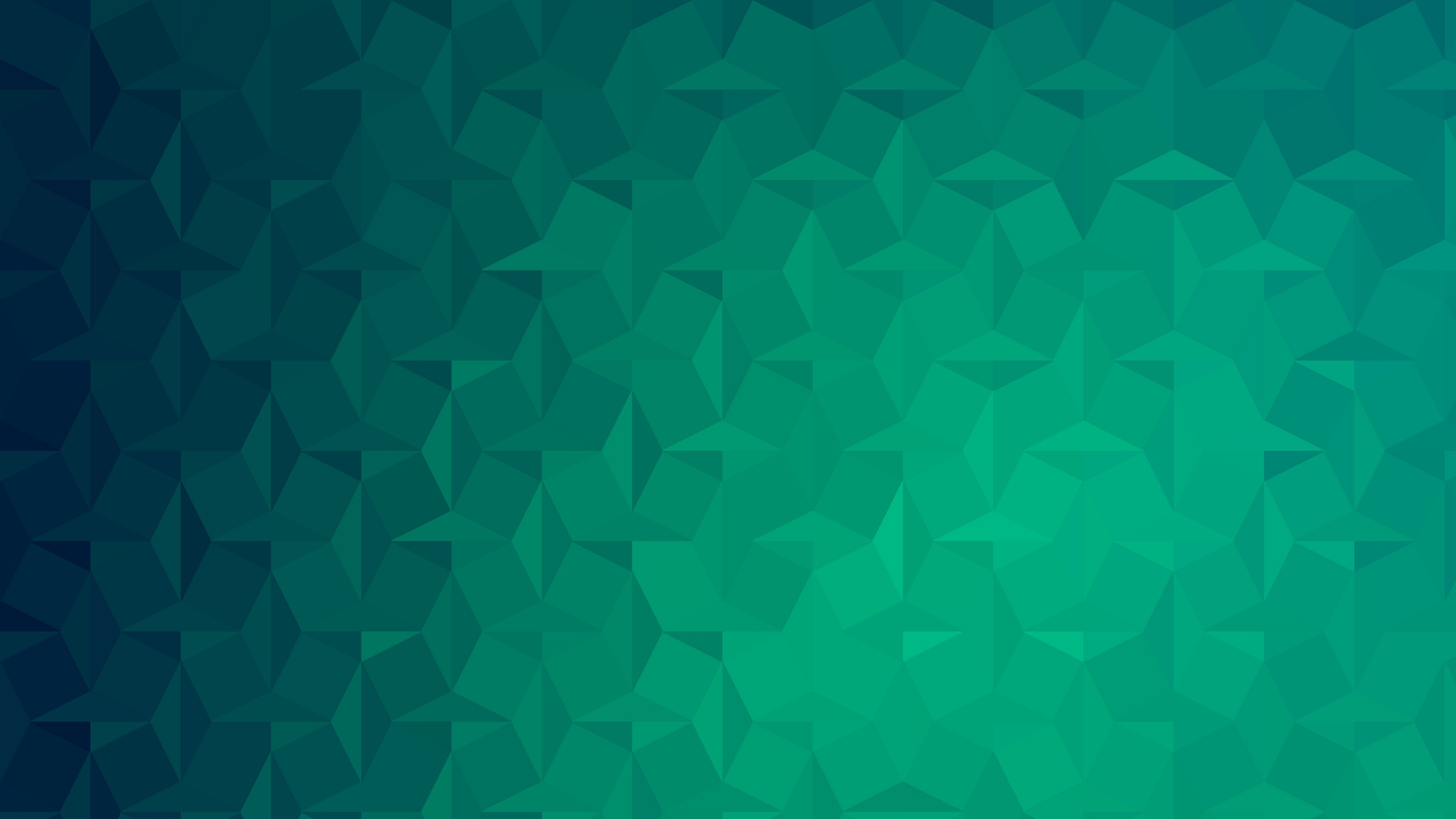 Abstract Green 3840x2160
