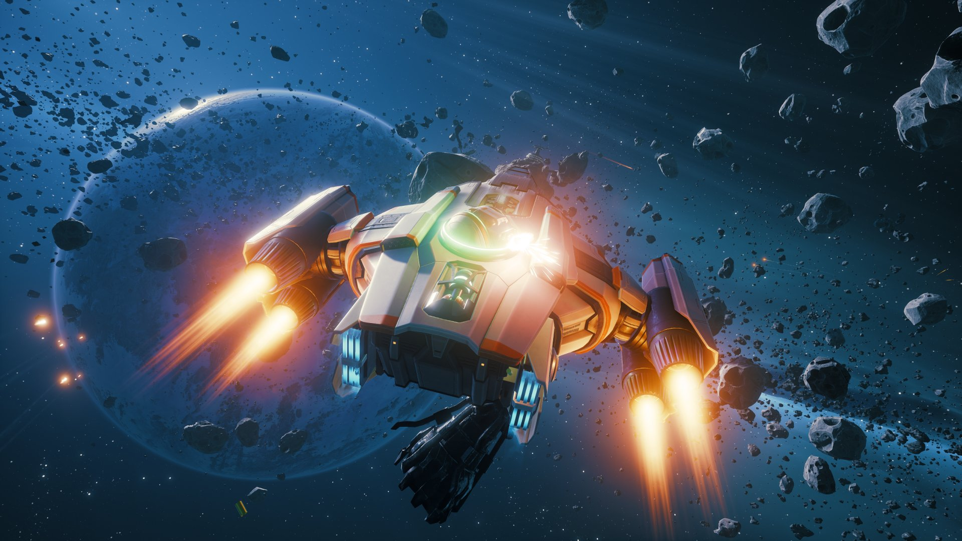 Video Game Everspace 1920x1080
