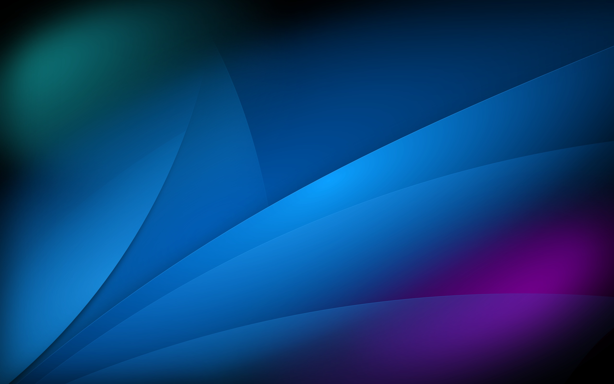 Abstract Blue 2560x1600