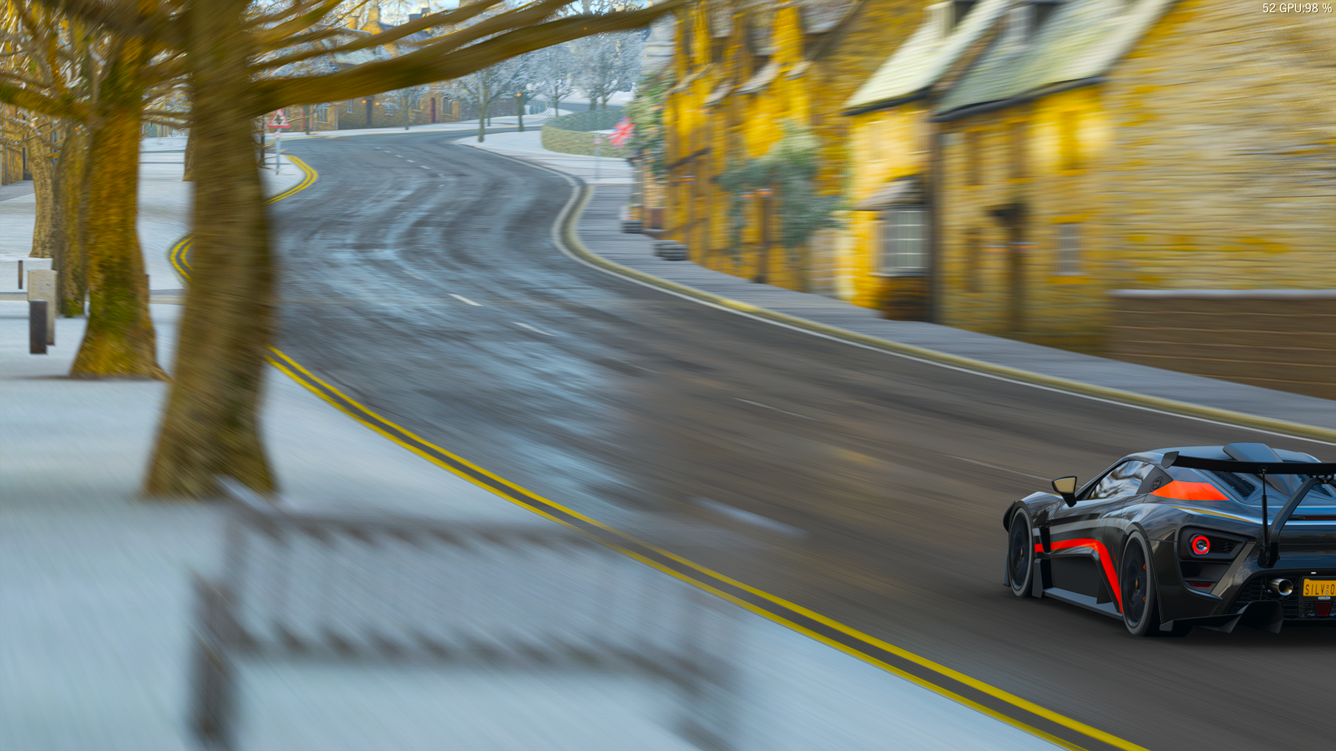 Forza Forza Horizon 4 Supercars Zenvo Zenvo Automotive 1920x1080