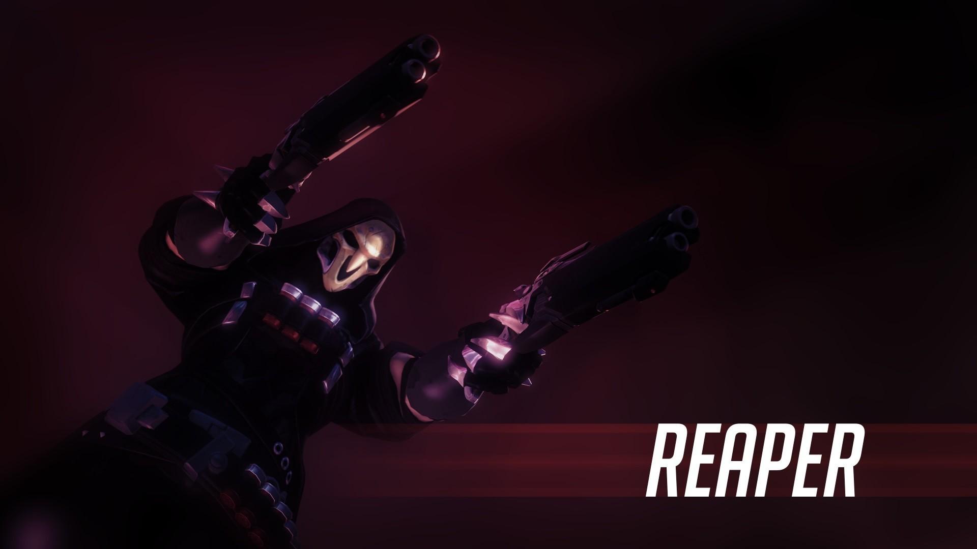Reaper Overwatch 1920x1080
