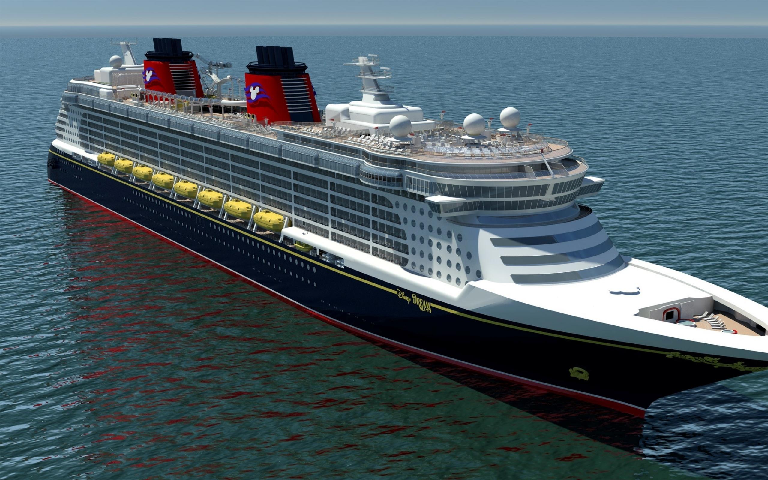 Cruise Ship Ship 2560x1600