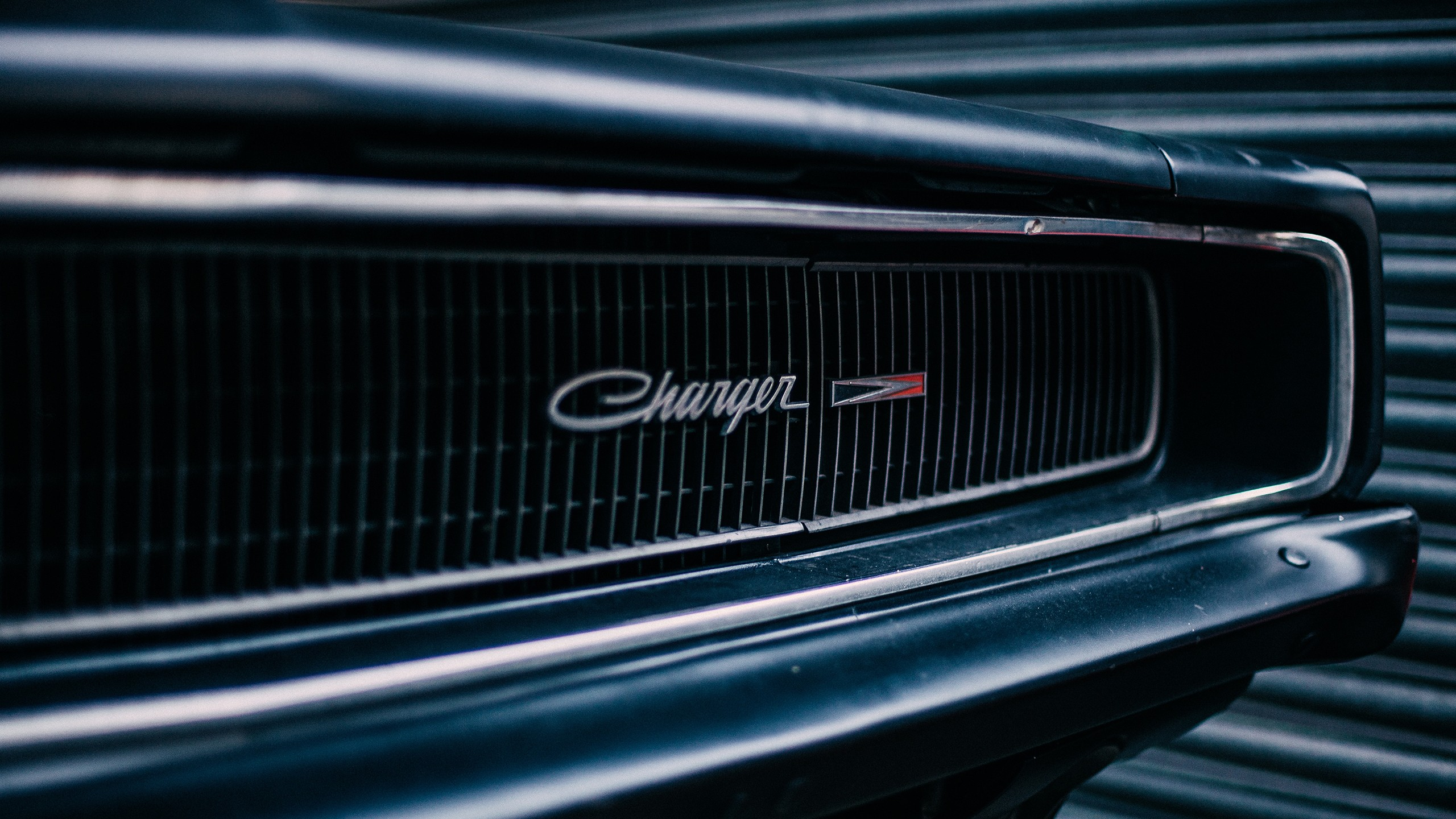 Charger Dodge Car Vehicle Dodge Charger American Cars Photography Lines Pop Up Headlights Closeup Wallpaper Resolution 2560x1440 Id 118223 Wallha Com