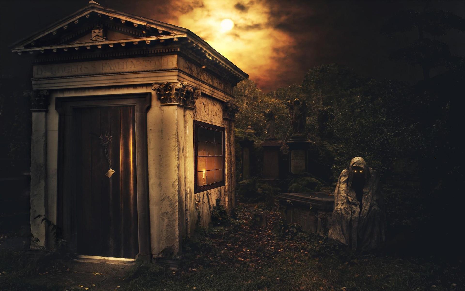 Dark Creepy 1920x1200
