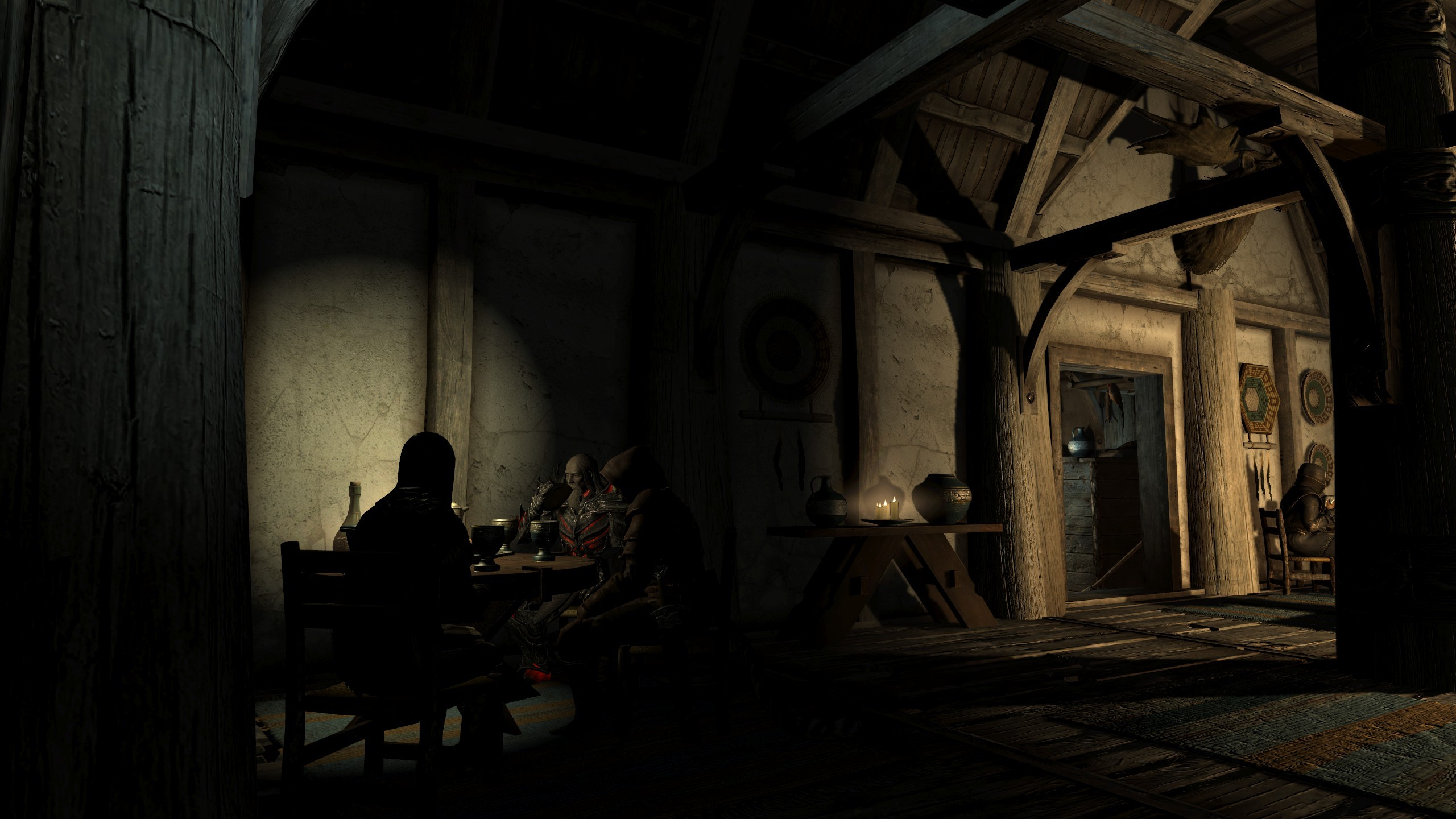 The Elder Scrolls V Skyrim Video Games Wallpaper Resolution 2560x1440 Id 131613 Wallha Com