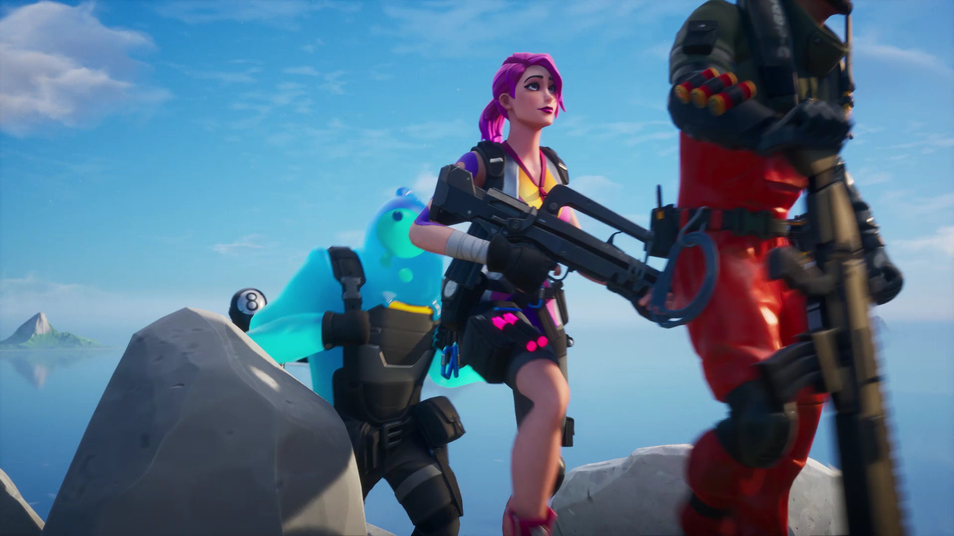 Fortnite Xbox One Epic Games Wallpaper Resolution 1920x1080 Id 194856 Wallha Com