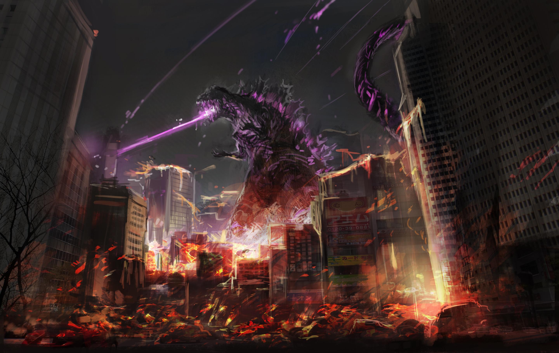 Movie Godzilla 2880x1820