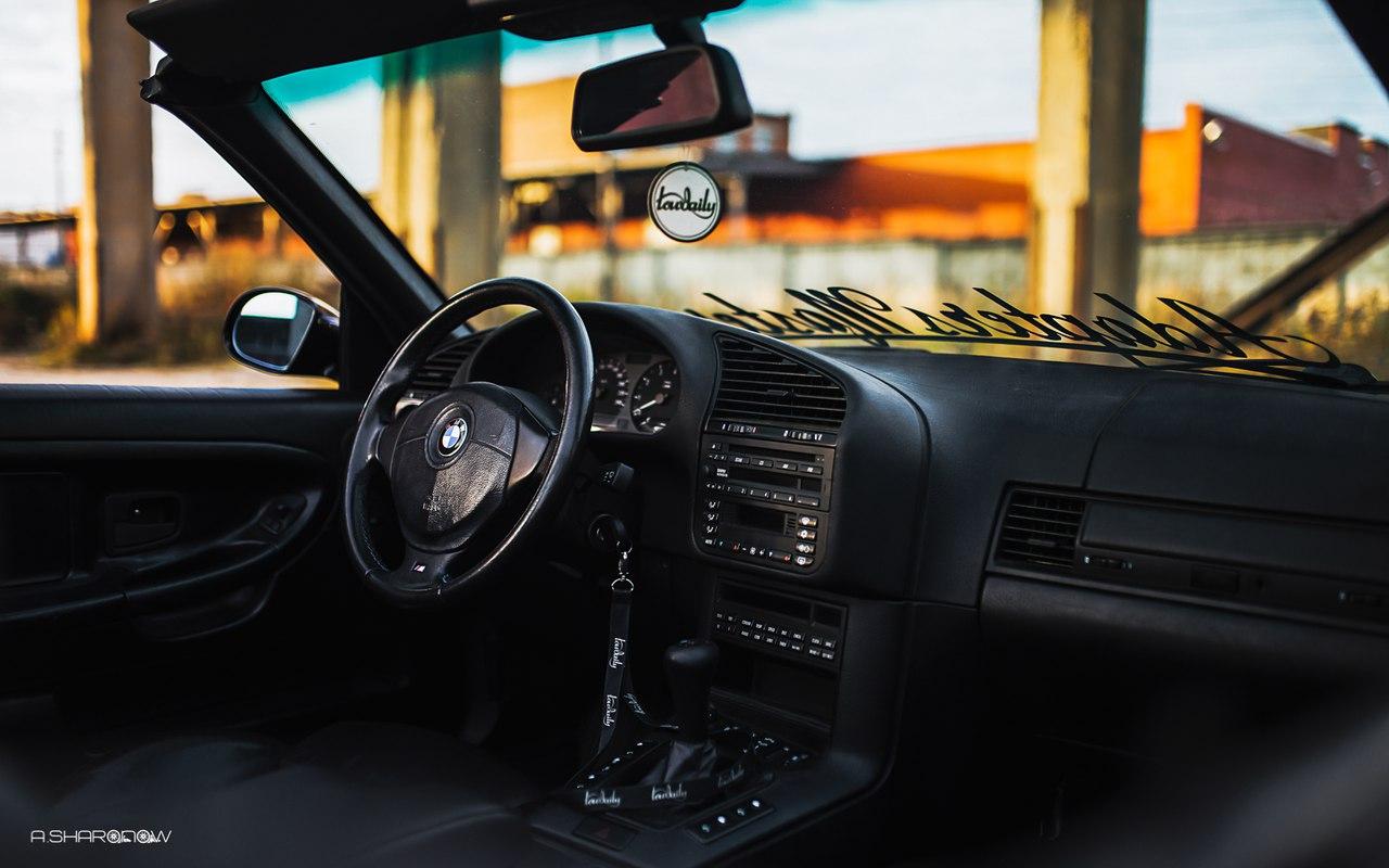 Bmw E36 Cabrio Russian Bmw 3 Series Car Interior Wallpaper Resolution 1280x800 Id 271219 Wallha Com