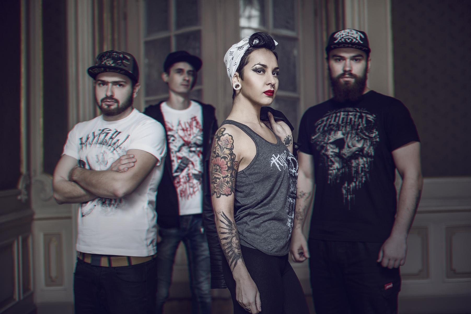 Metalcore Jinjer Tatyana Shmayluk Metal Band 1803x1200