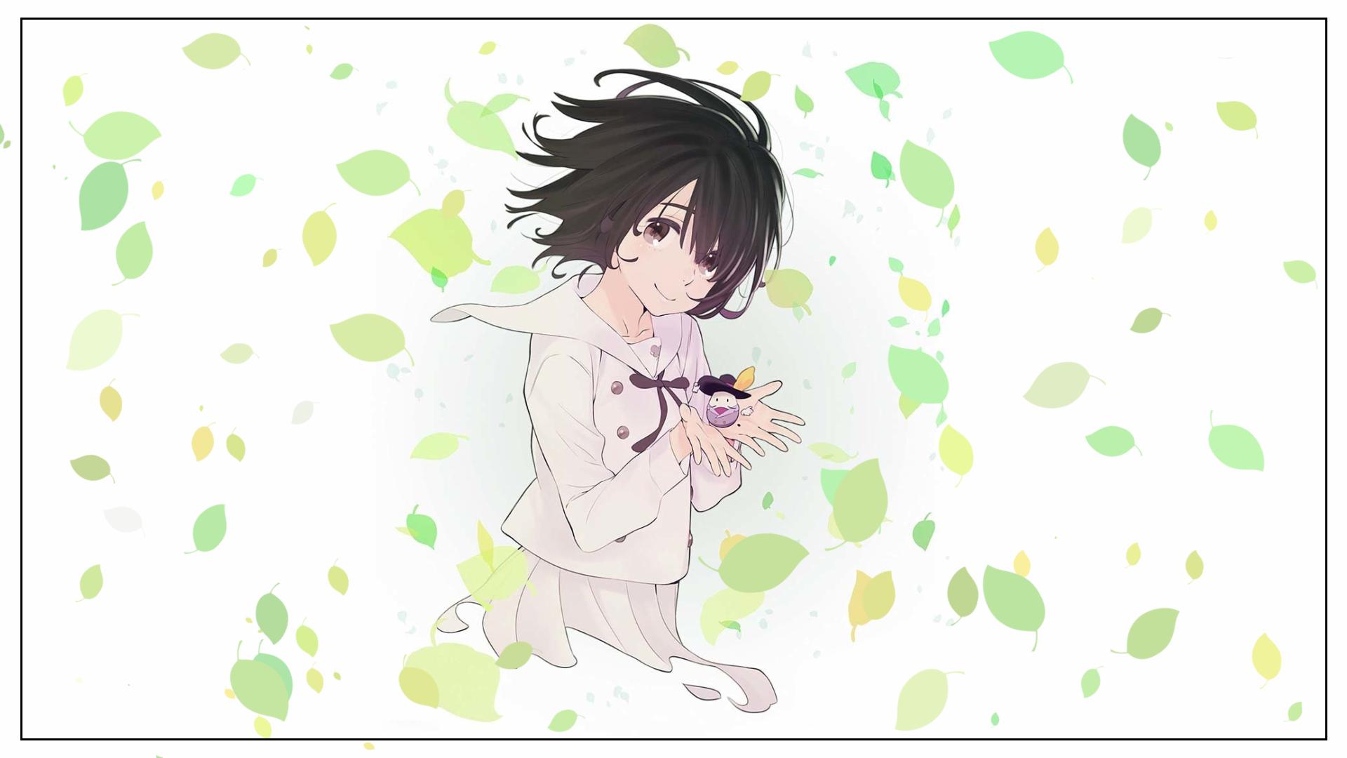 anthem of the heart manga