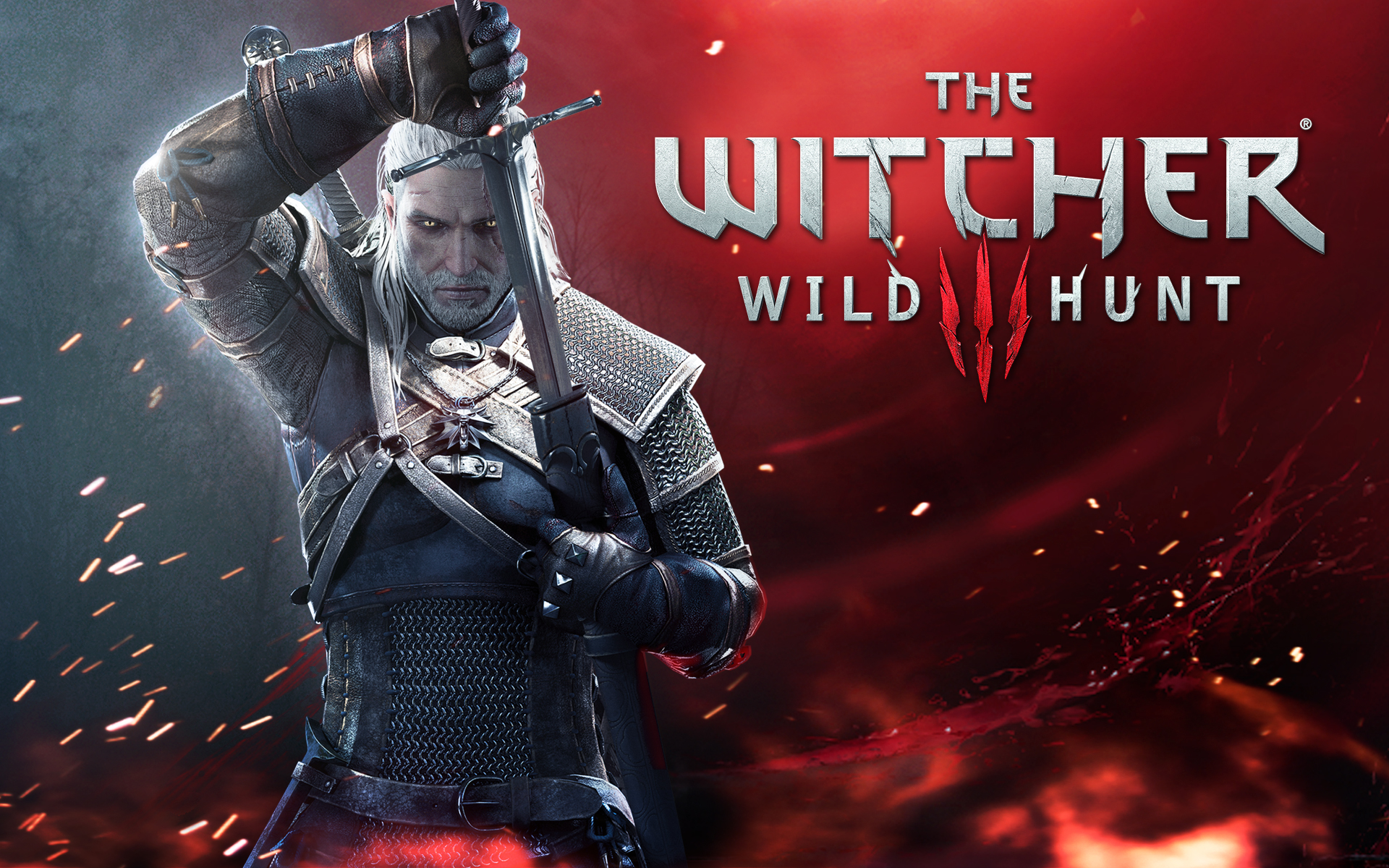 The Witcher 3 Wild Hunt The Witcher Geralt Of Rivia 1920x1200