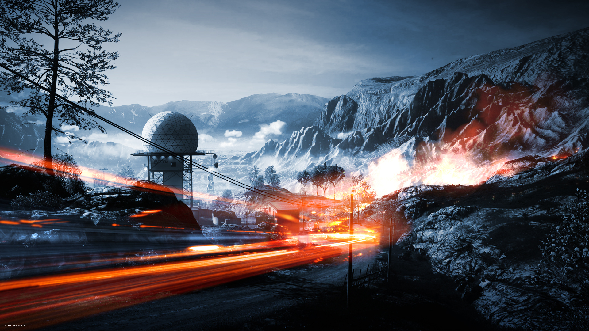 Video Game Battlefield 3 1920x1080