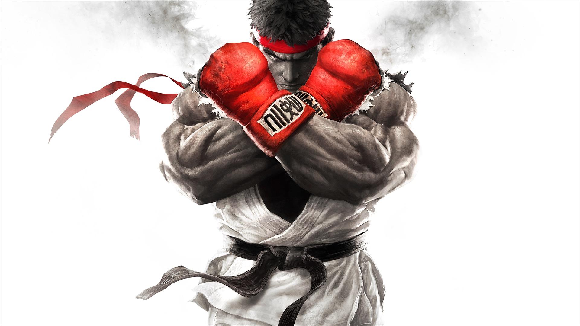 Video Game Street Fighter V 1920x1080
