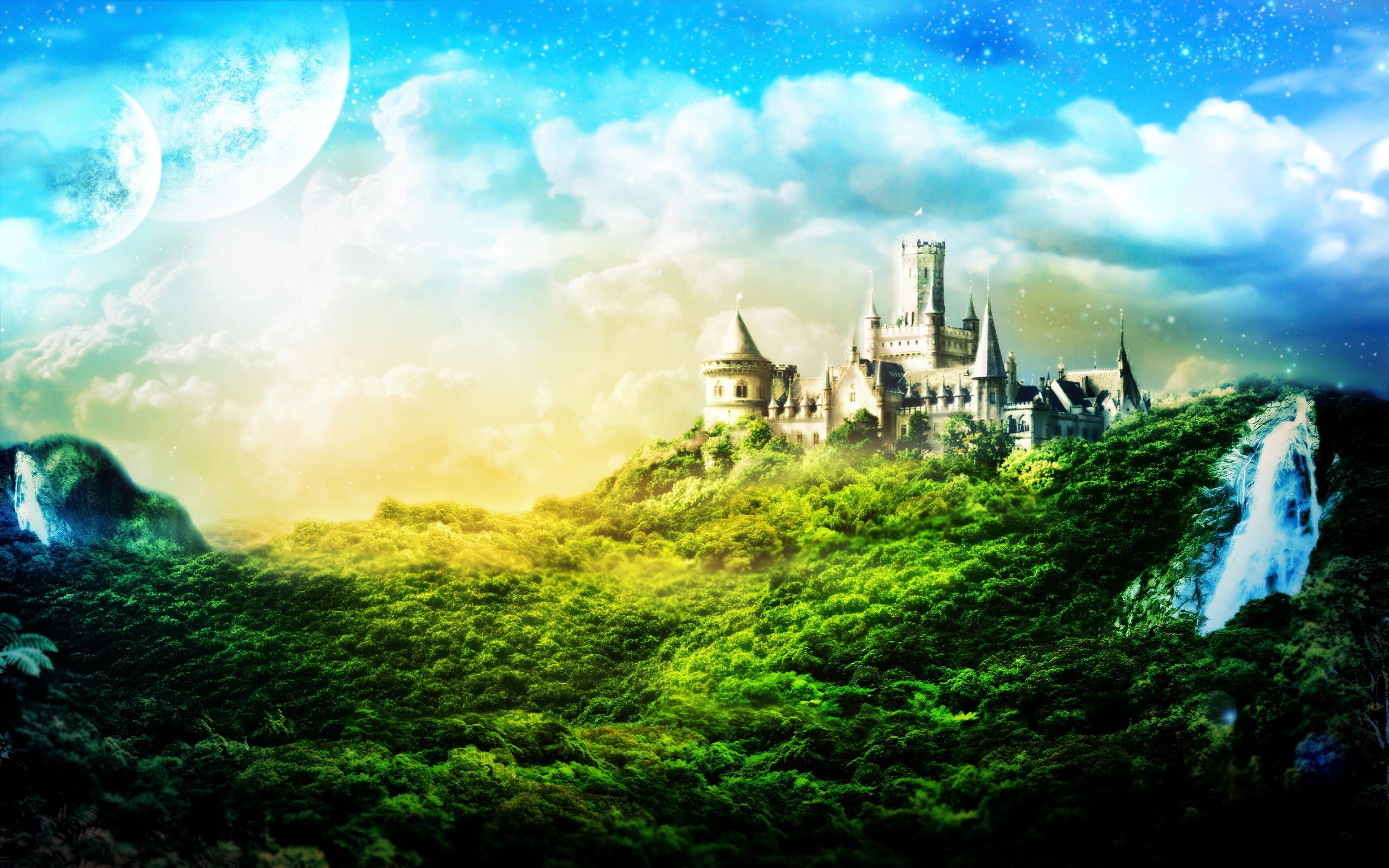 Castle 2560x1600