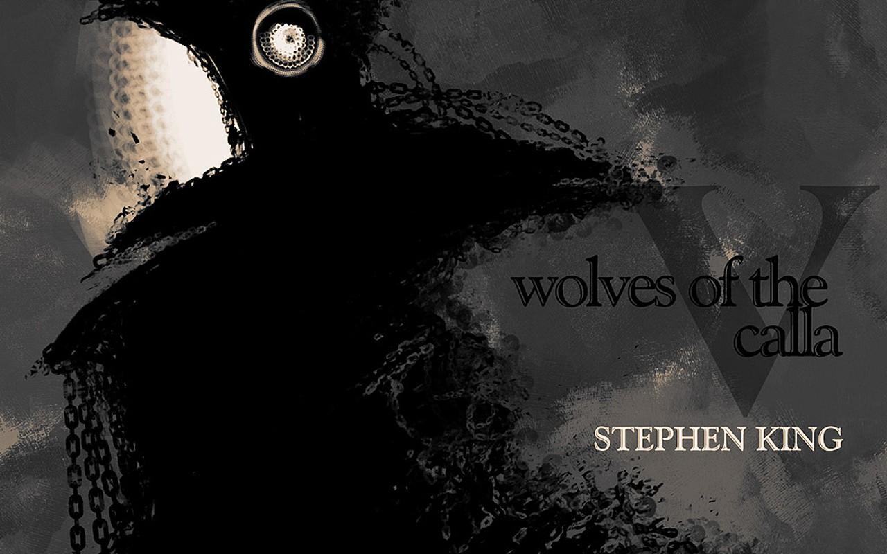 The Dark Tower Stephen King Horror Fantasy Art Wallpaper Resolution 1280x800 Id 367878 Wallha Com