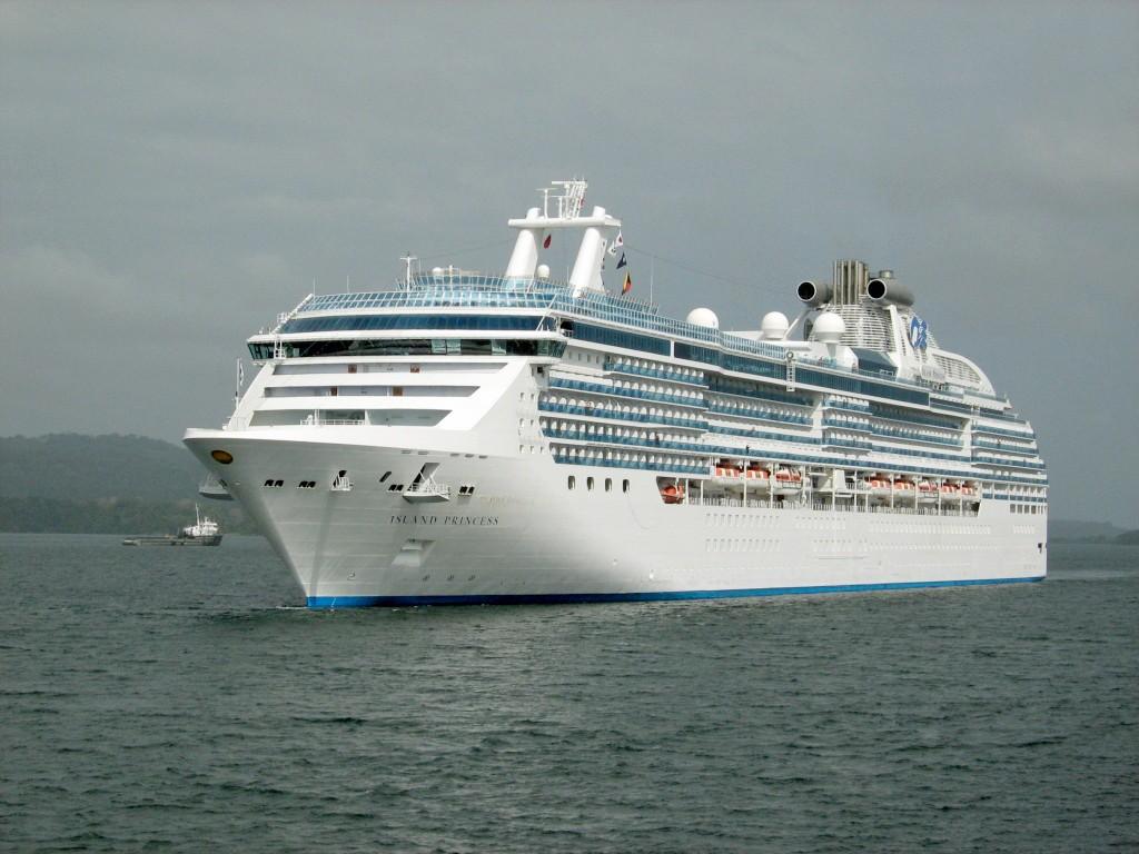 Cruise Ship Vehicle Ship 1024x768