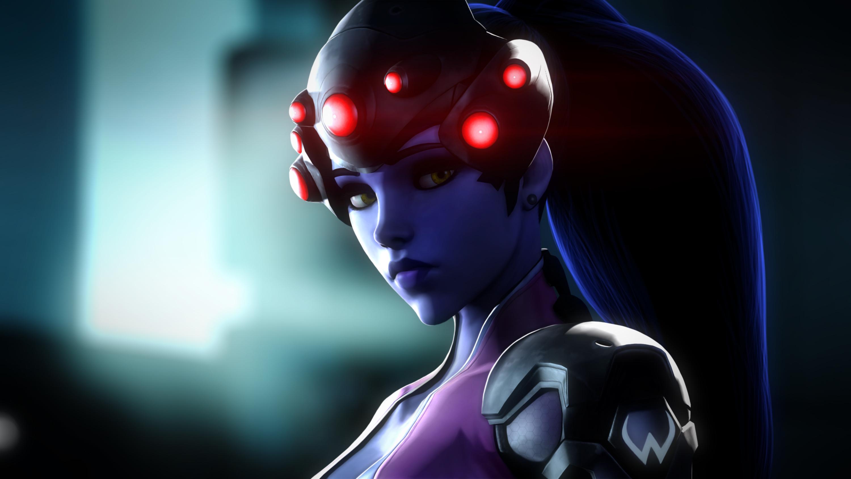Widowmaker Overwatch Overwatch 3000x1688