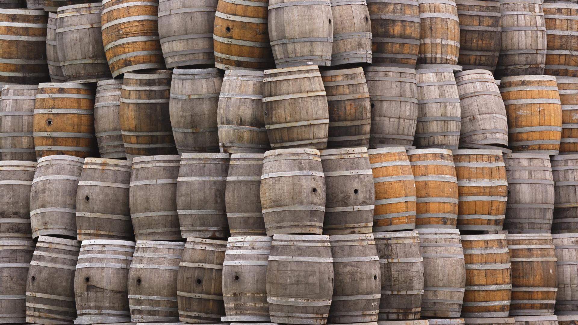 Man Made Barrel 1920x1080