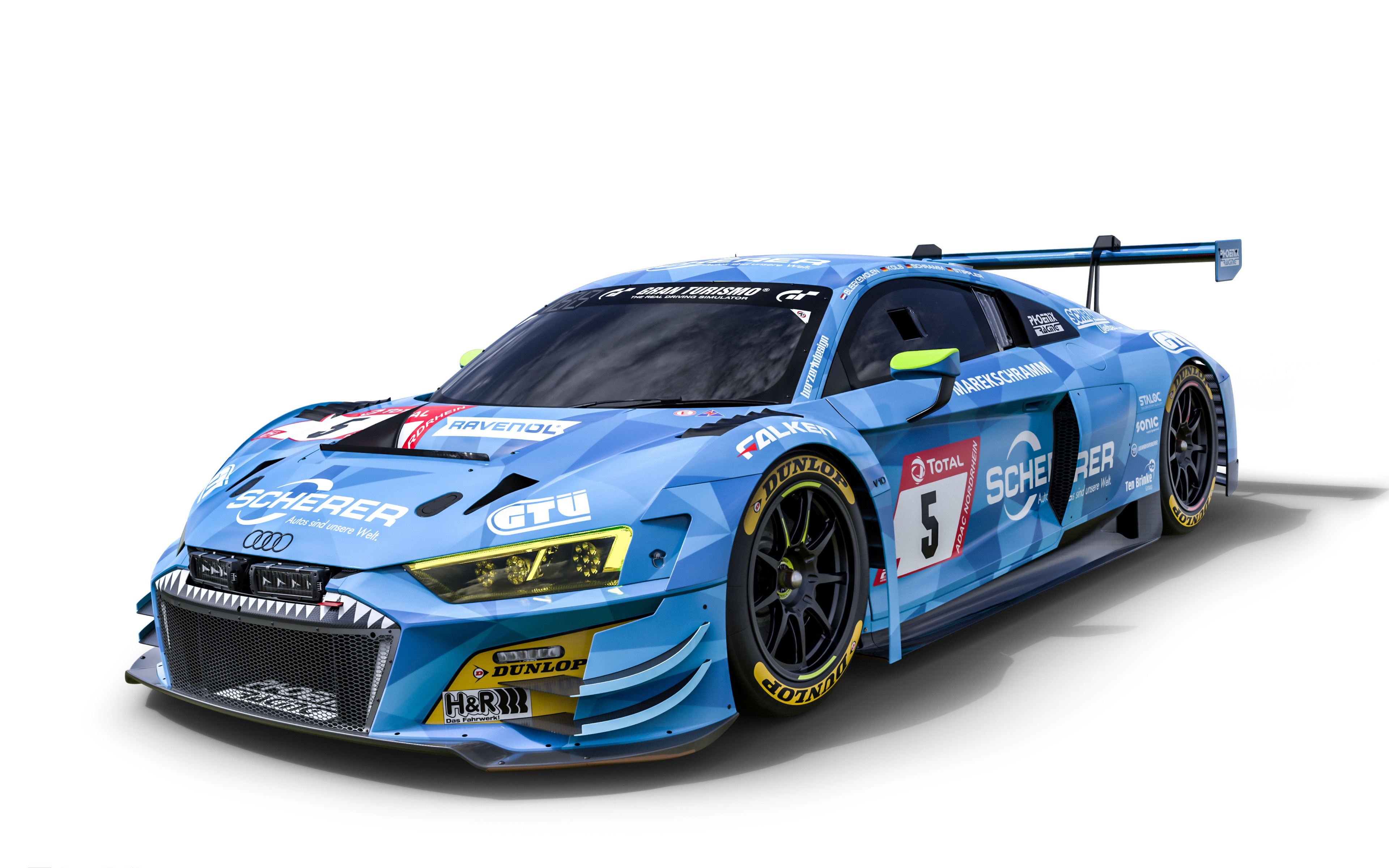 Car Vehicle Racing Race Cars Blue Cars Audi White Background Audi R8 Audi R8 Type 4s Wallpaper Resolution 3840x2400 Id 372872 Wallha Com