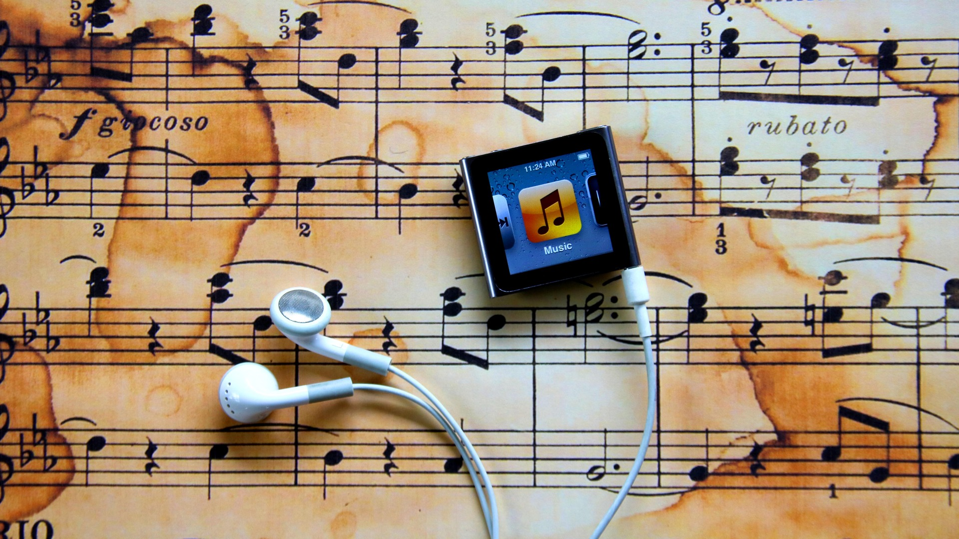 Ipod Music Apple Inc 1920x1080