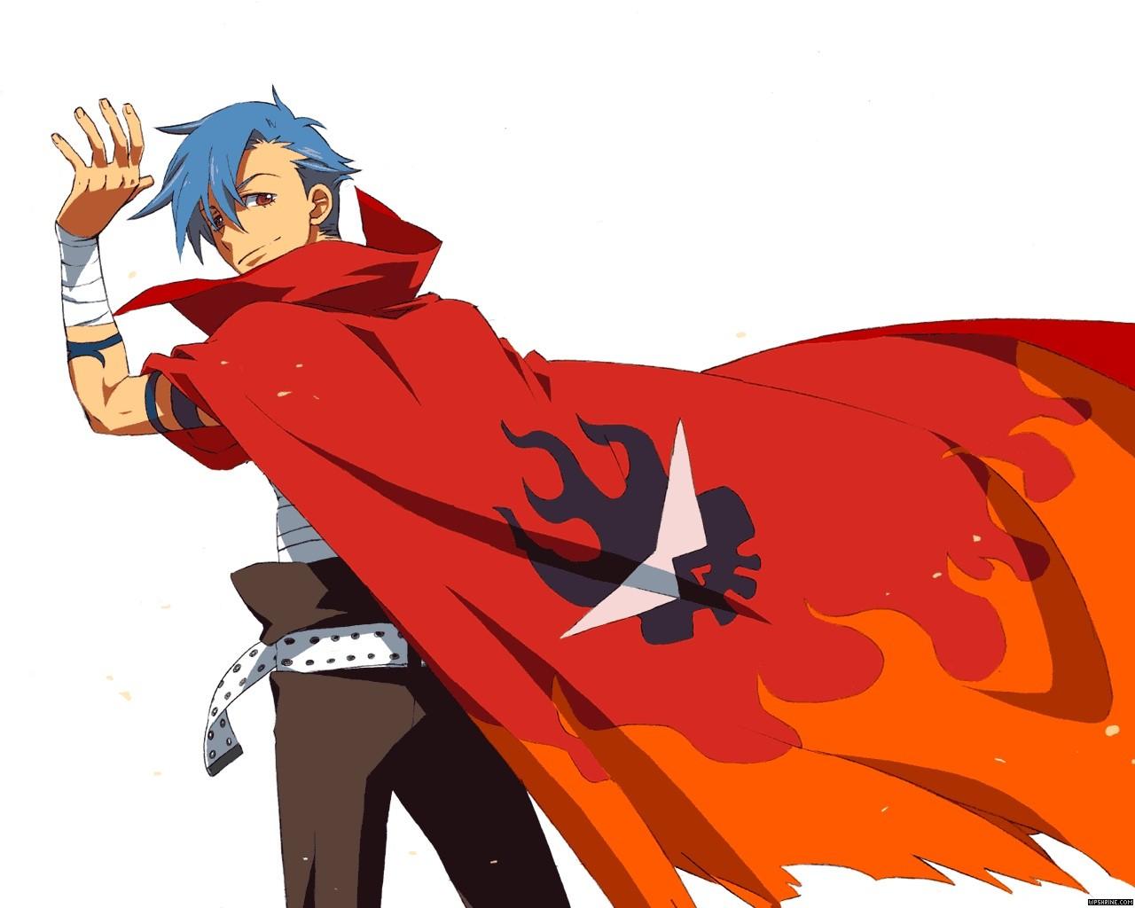 Kamina Anime Boys Anime Wallpaper ...