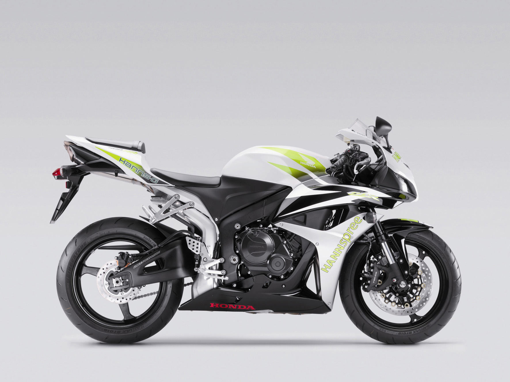 Motorcycle Honda CBR600RR 1772x1329