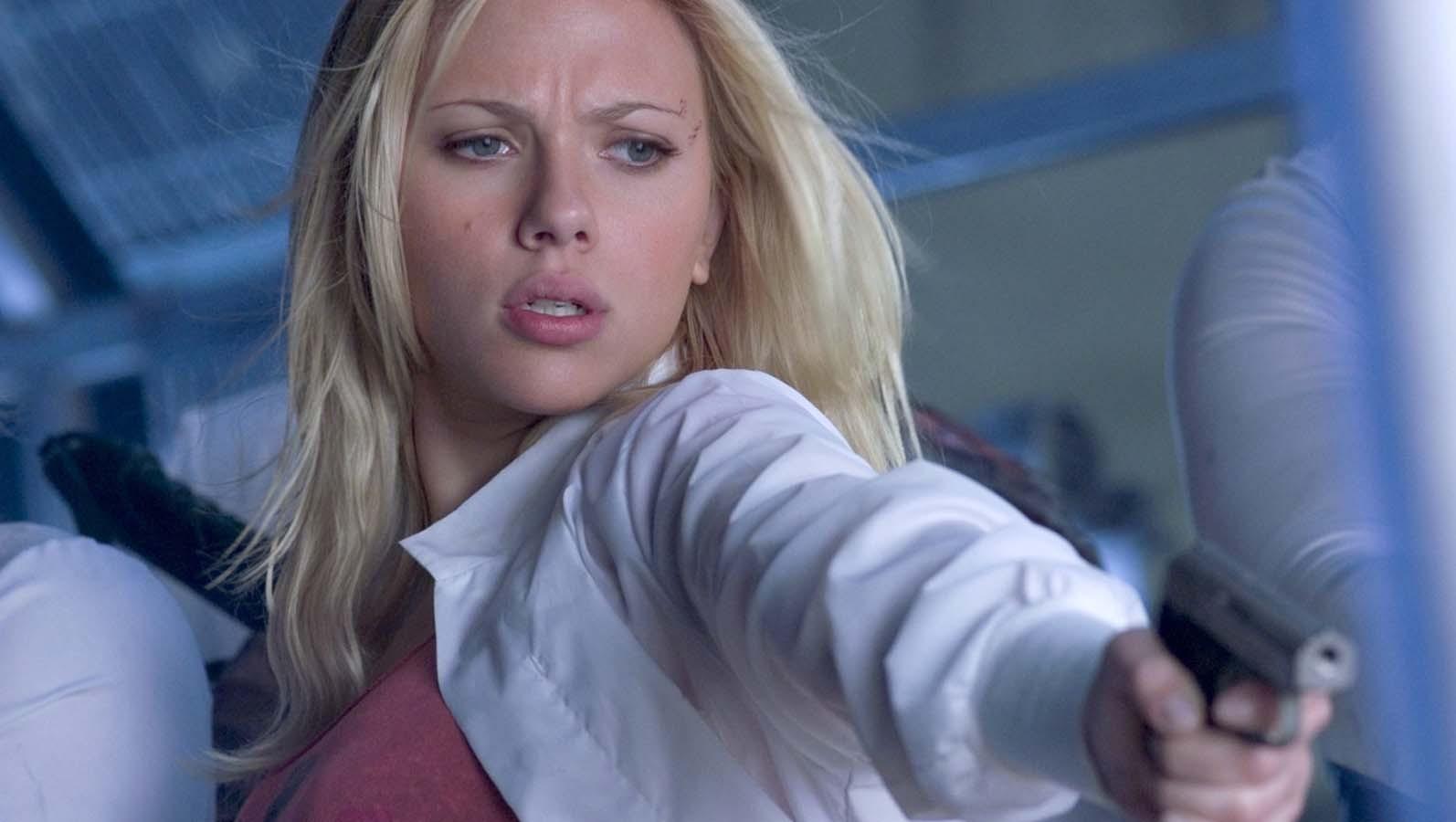 Women Actress Scarlett Johansson 1594x900